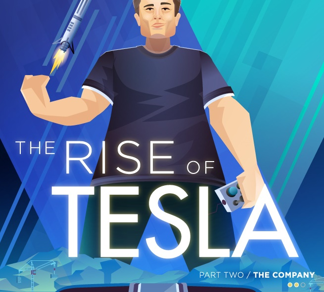 RISE OF TESLA: THE COMPANY - PART 2 -