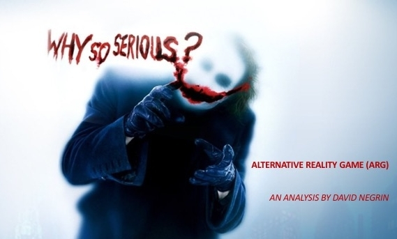 """Why So Serious"" Analysis - A research analysis of the"