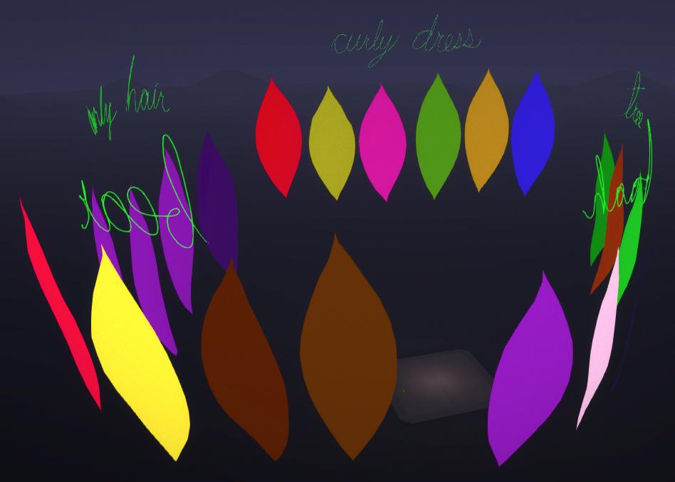 - CL3B Color Palette