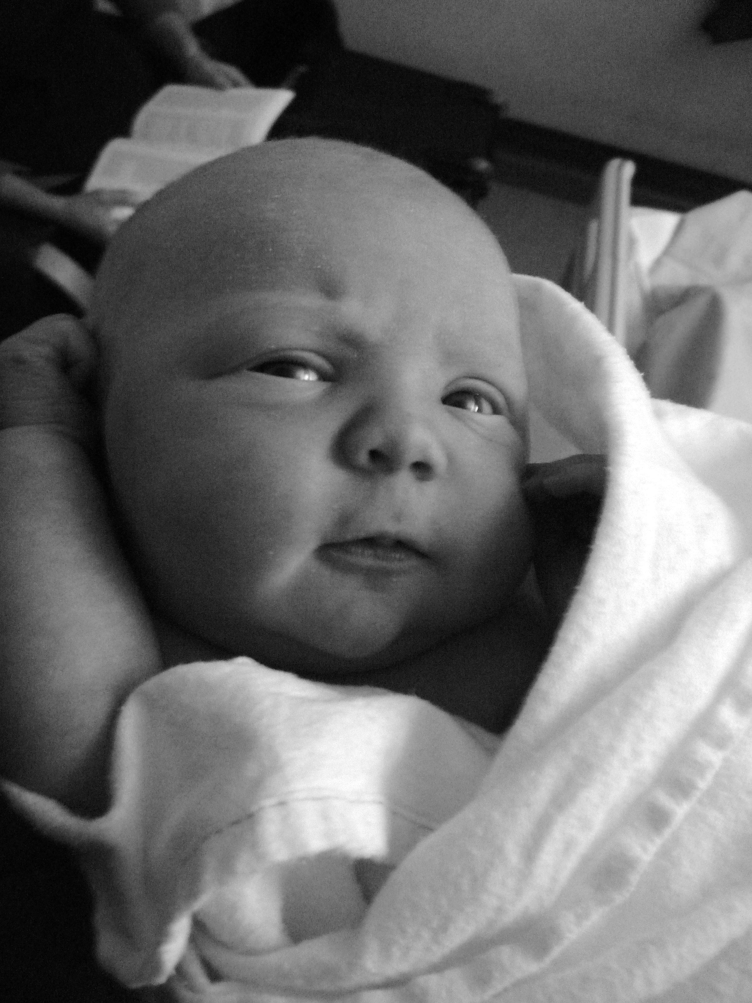 Marshall James Knobben ~November 15 - November 29, 2010