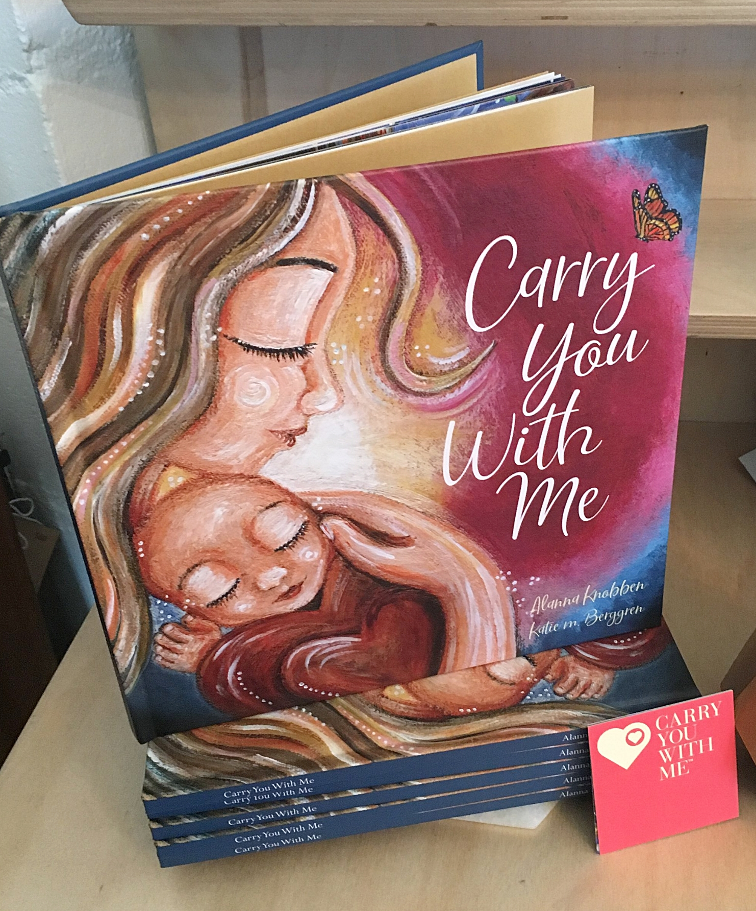 Carry You With Me - Storybook