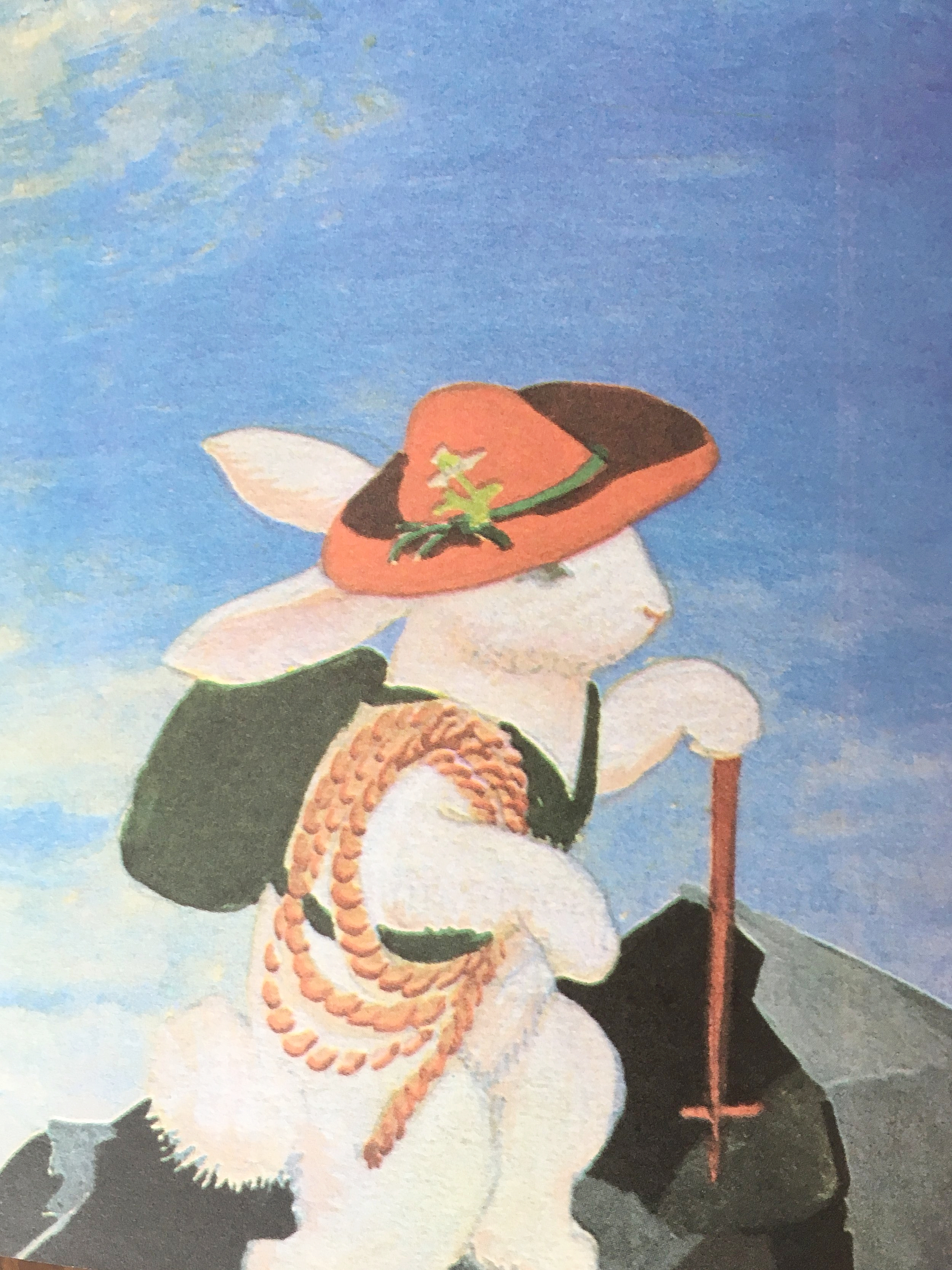 The Runaway Bunny ~ illustrations by Clement Hurd