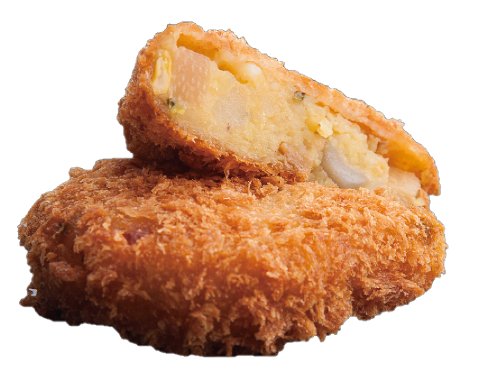 Potato Croquette - $1.00