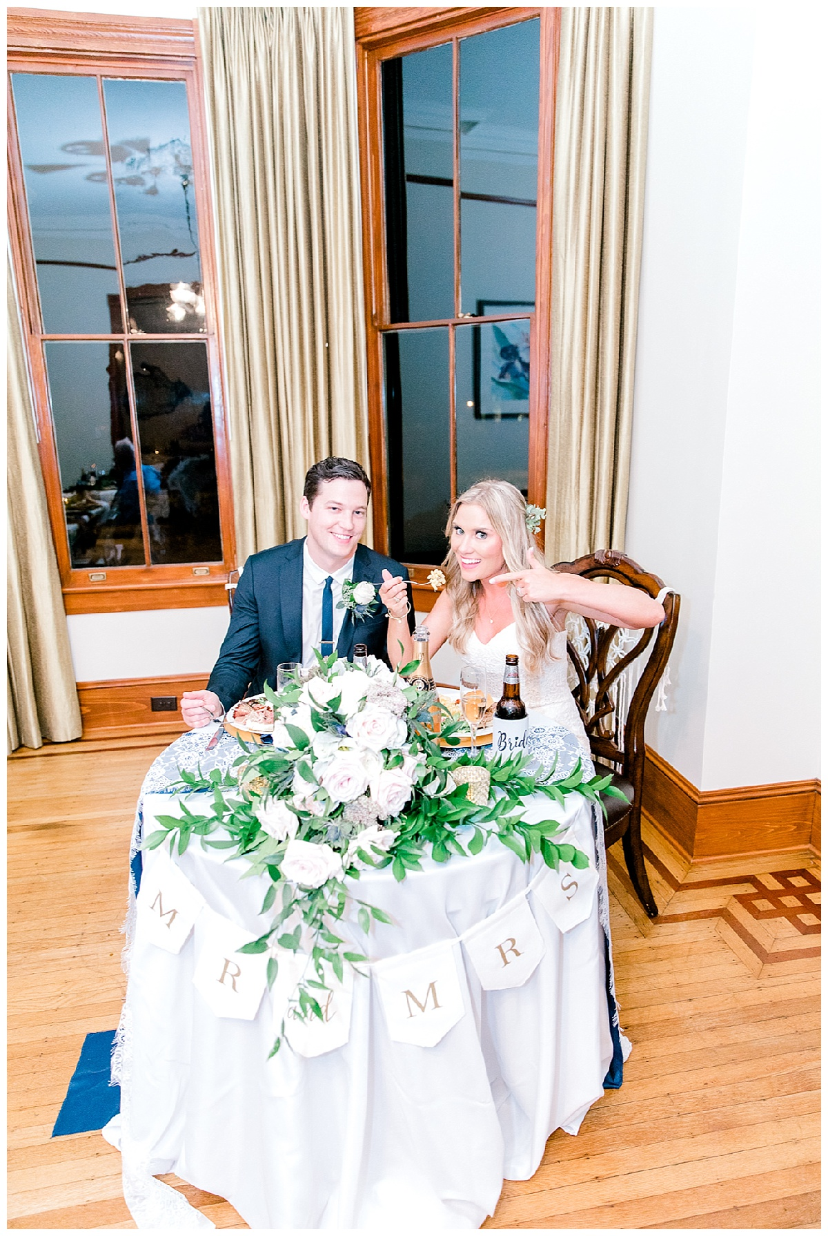 The Whitman Savannah Georgia Wedding Reception