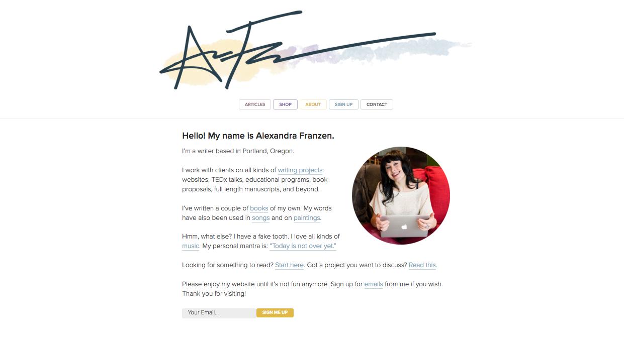 alexandra-franzen-copywriting