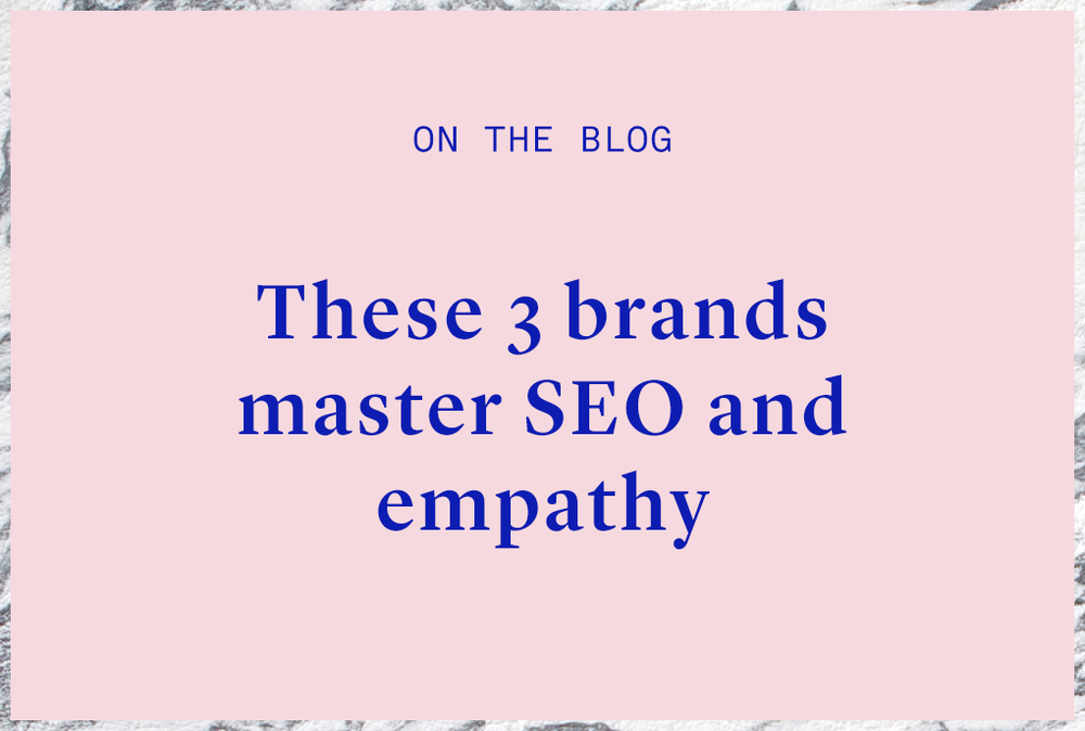 boost google ranking with seo and empathy
