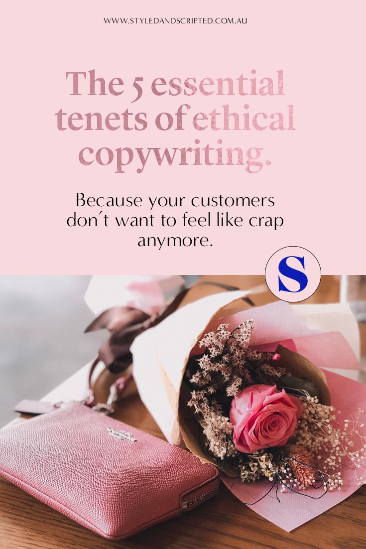 ethical copywriting