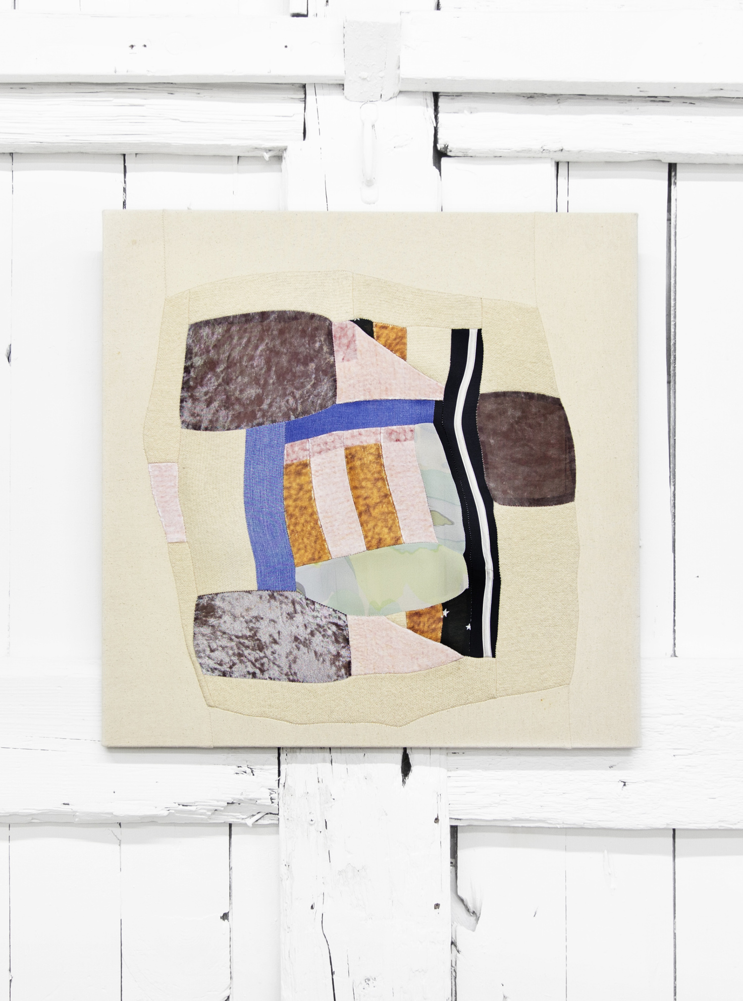 """Anna Buckner's """"Love Letters"""" at BAD WATER in February, 2019. Image courtesy of BAD WATER."""