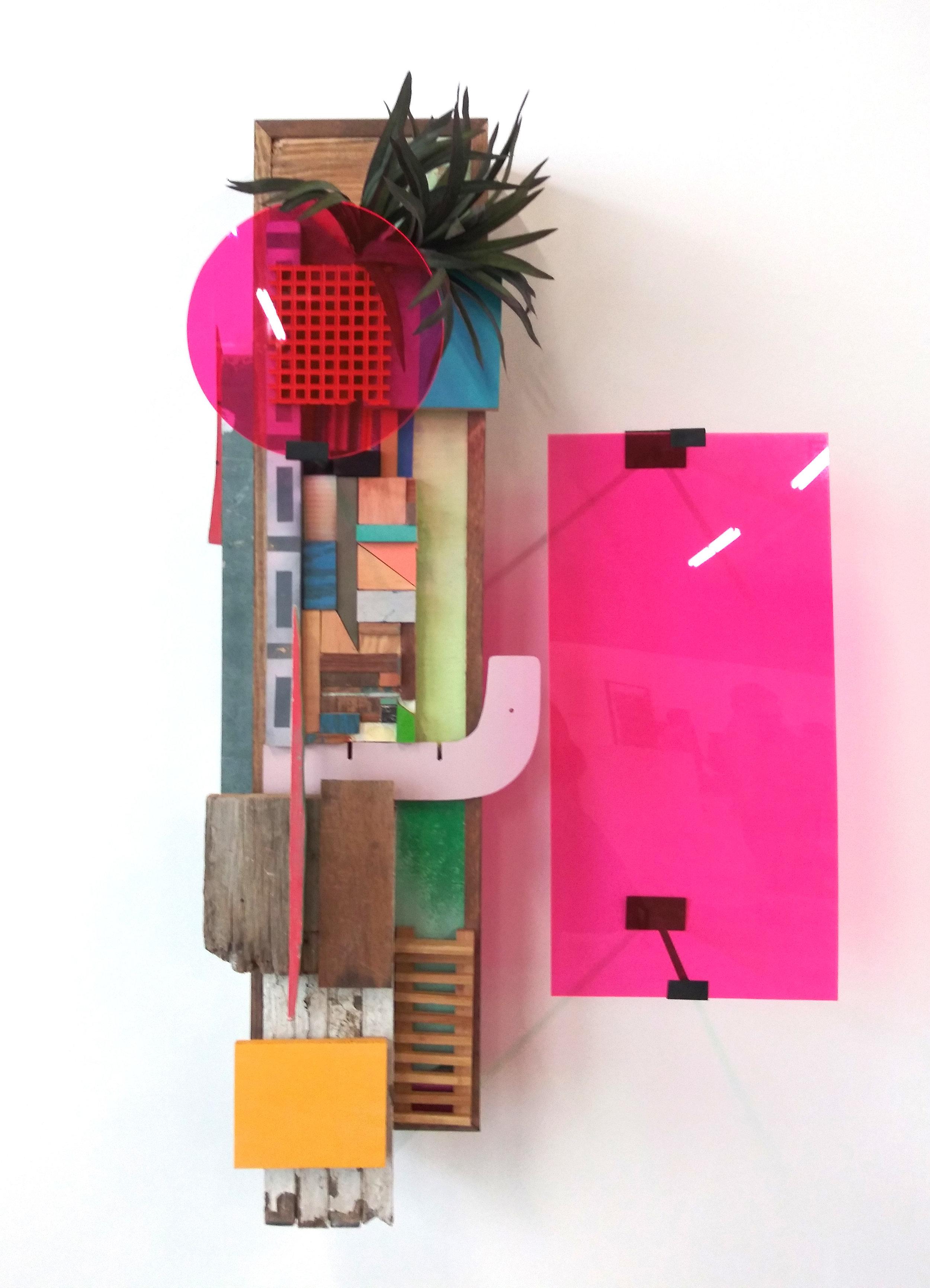 Work by Pete Hoffecker Mejia