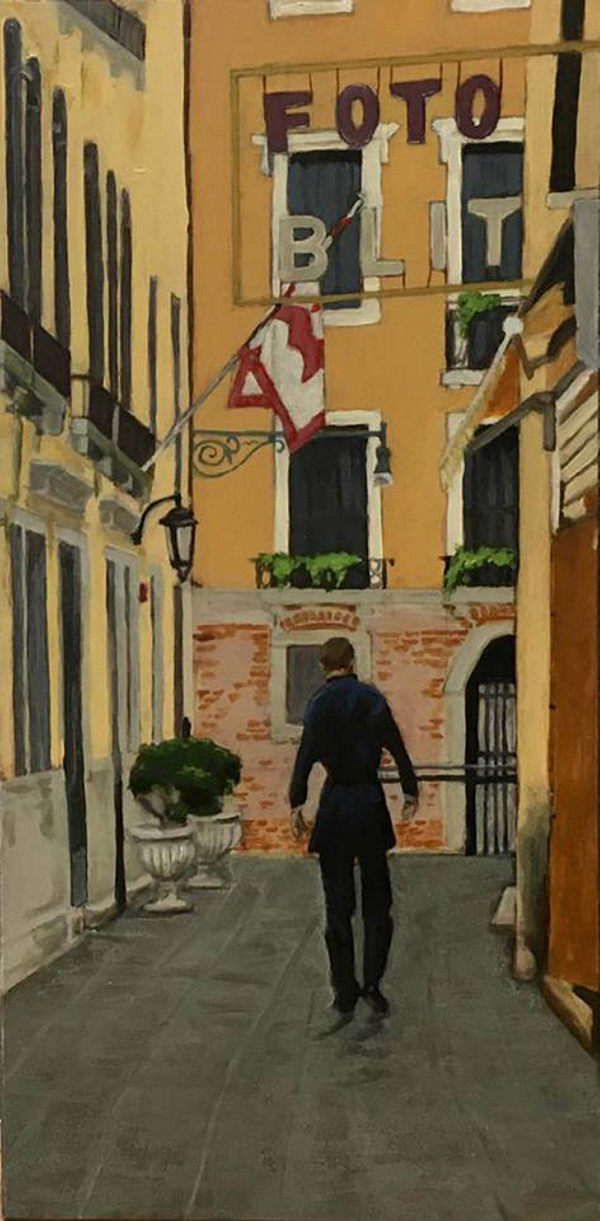 foto blitz, venezia
