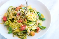 For That.. Guilt Free Zoodles!