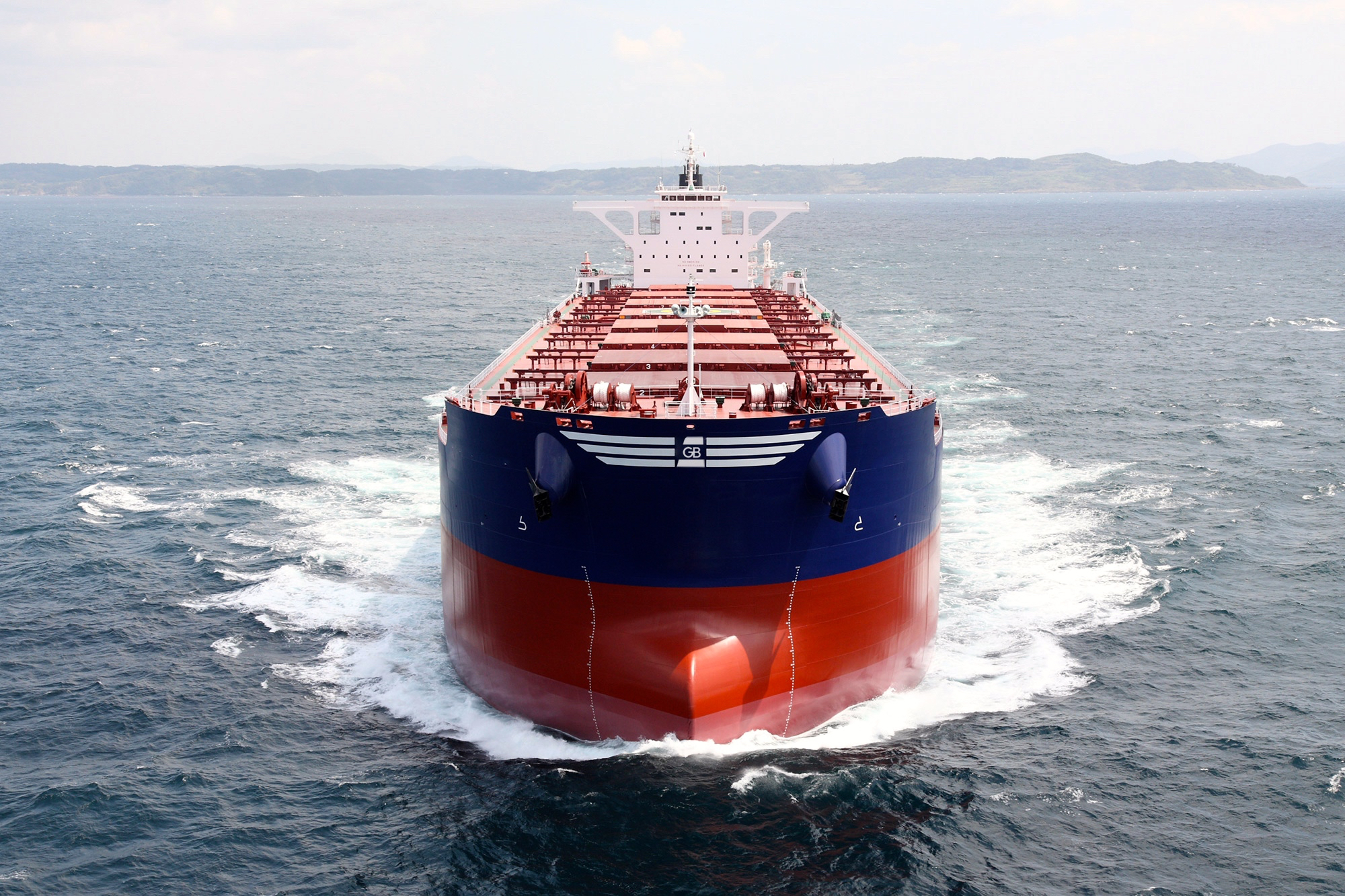 GoodBulk - GoodBulk, LTD. is a dry bulk shipping platform created in partnership with a leading ship owner and operator. It has access to off-market deals and is one of the lower cost operators in the industry.