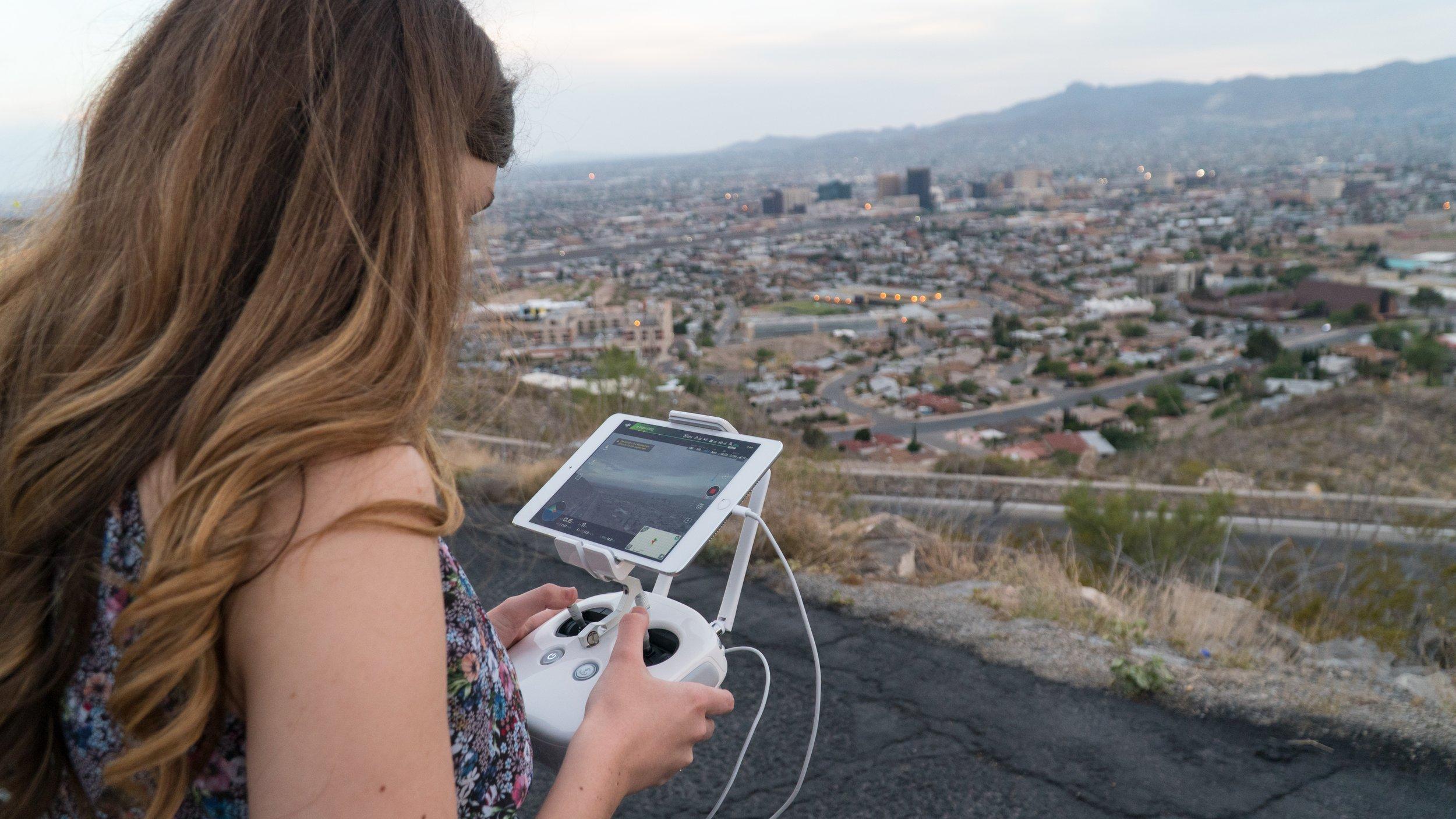 Rachel and drone control 2.jpg