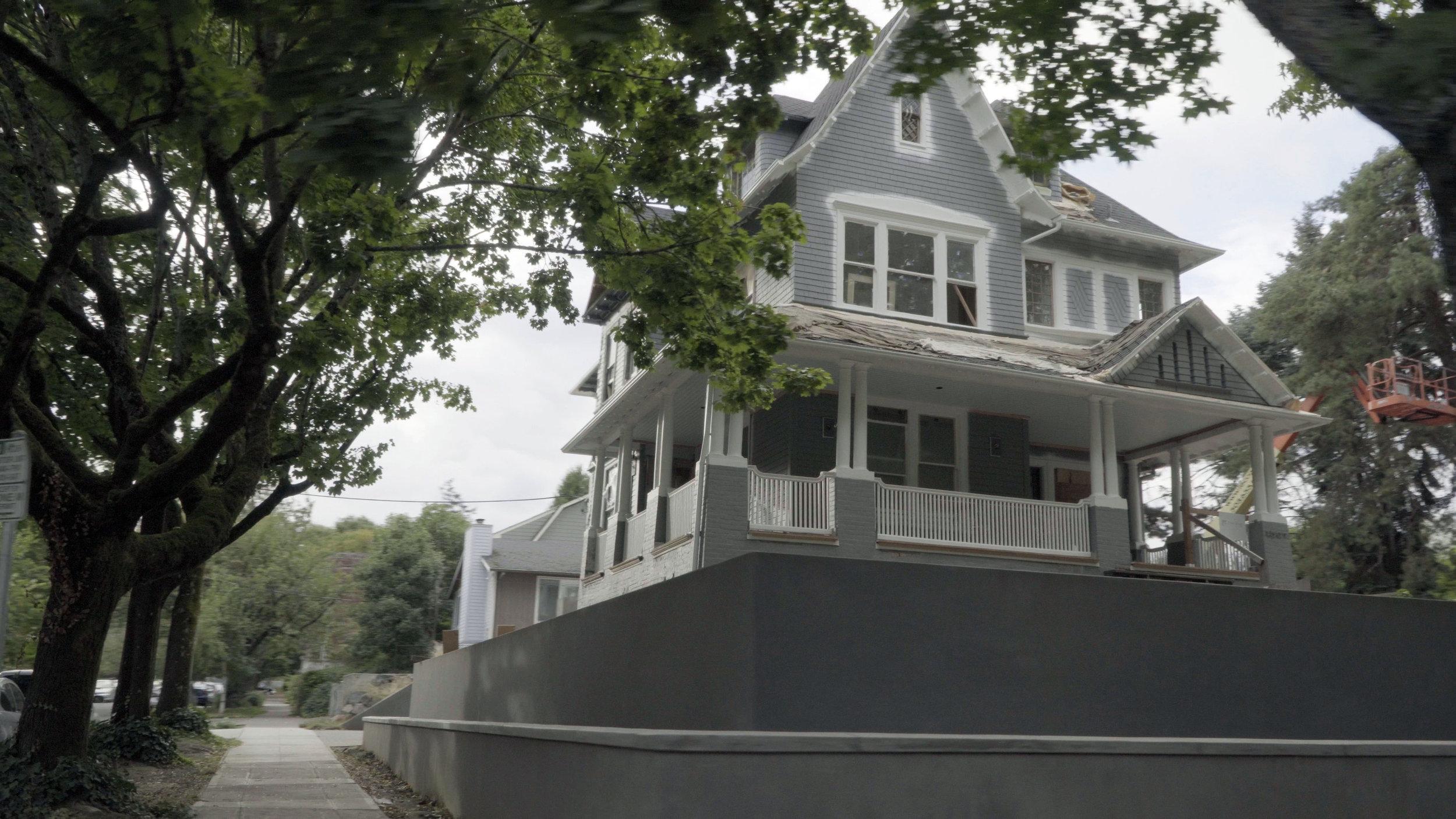 Construction on a blue house_Portland.jpg