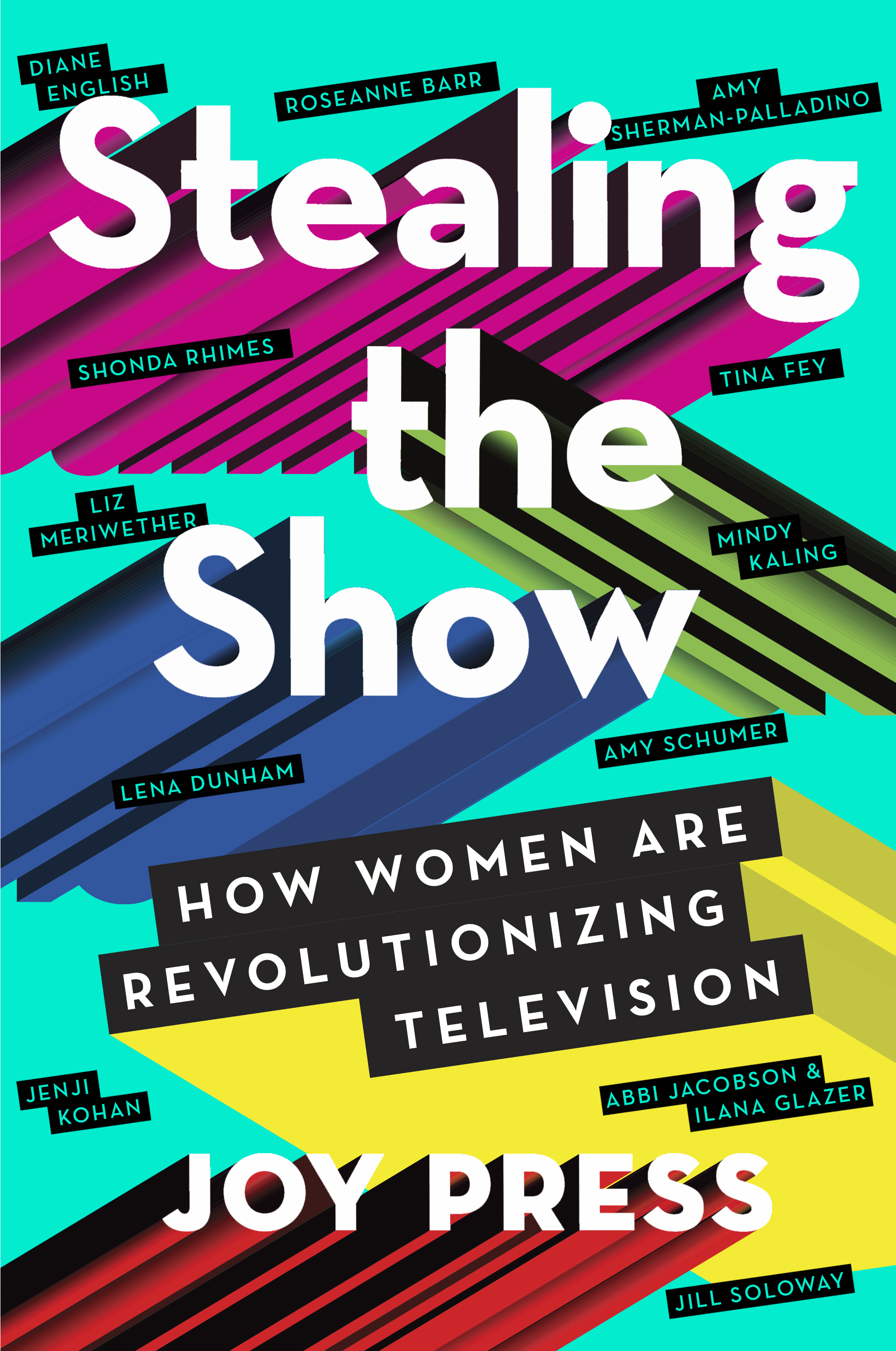 the rise of the female showrunner— and a new golden era of TELEVISION -
