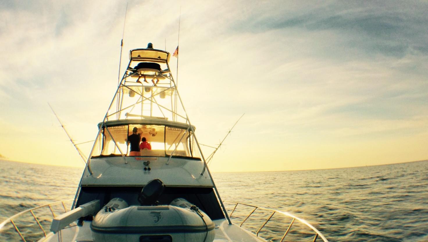 fishing trips nz