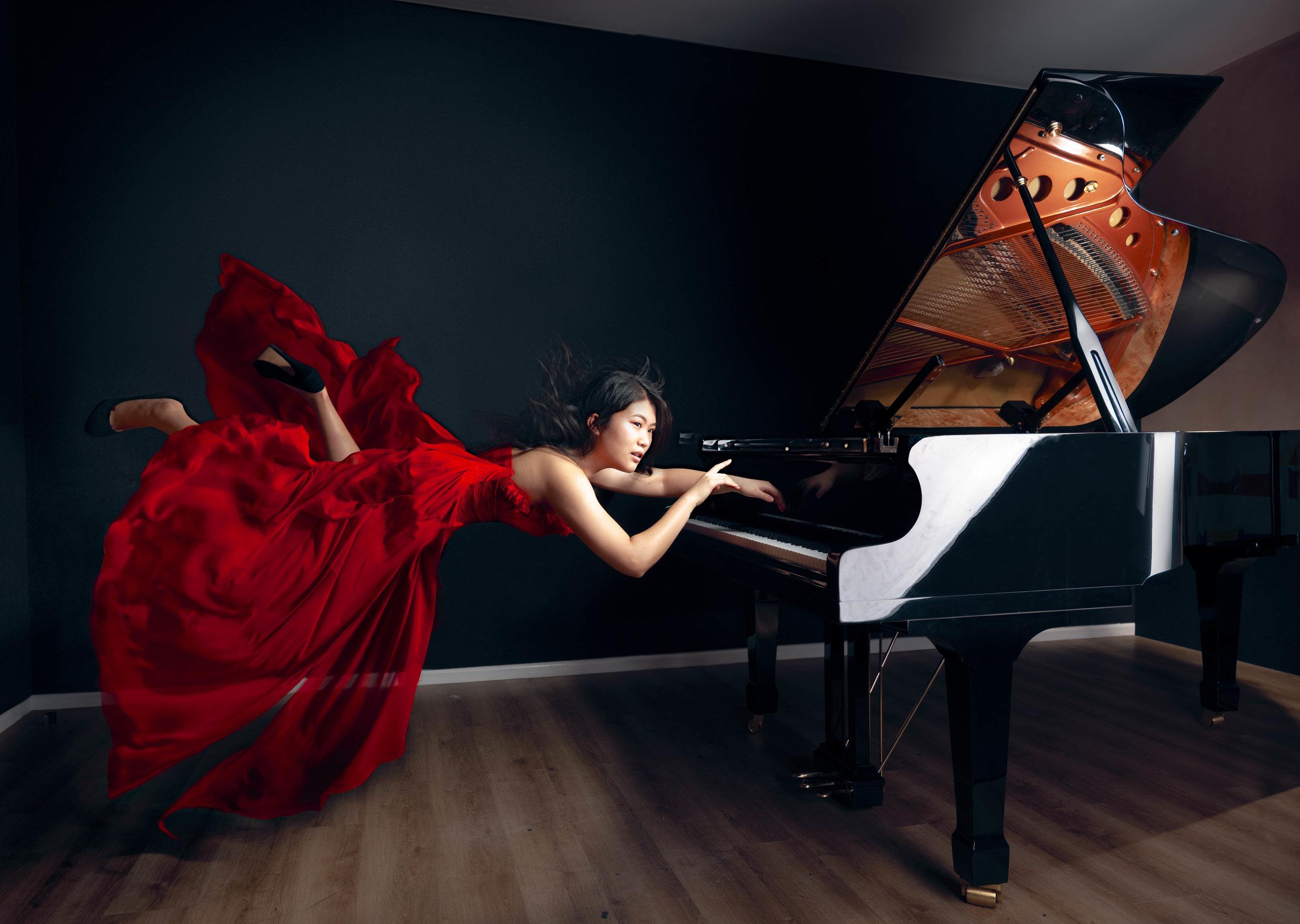 Pianist Annabel Yu