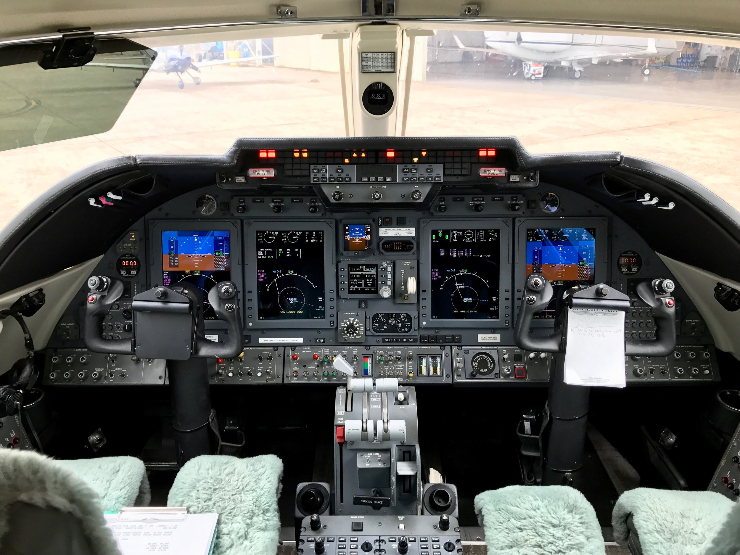 Crew Sourcing - Professional piloting services are available on a full time or contract basis. Let us find you the perfect crew members for your trips.