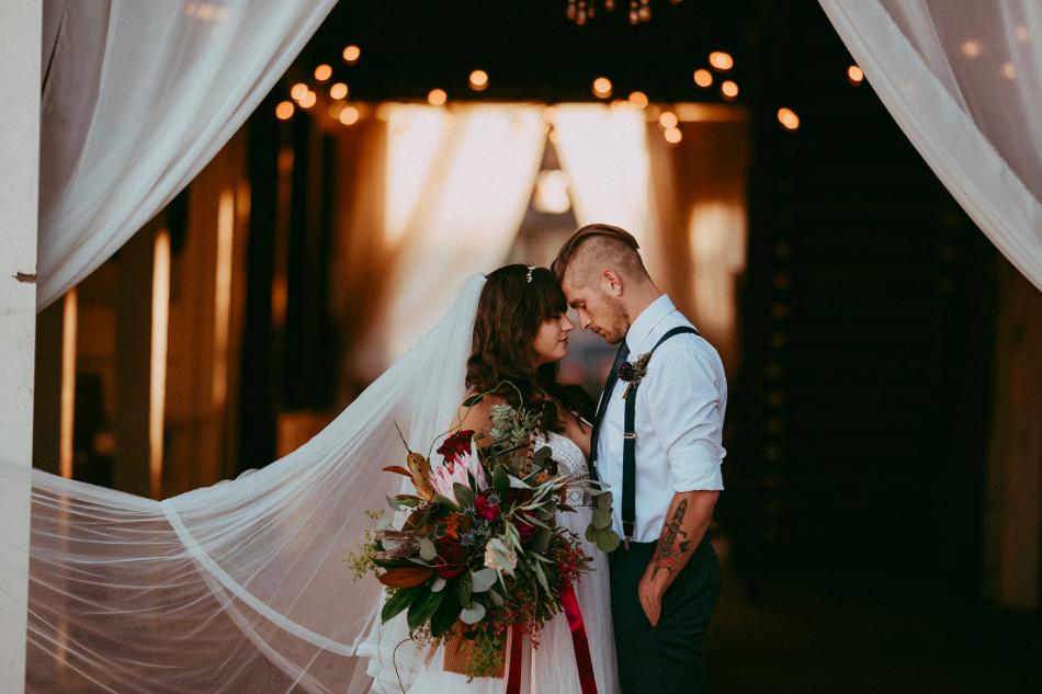 Palouse Knot Barn Wedding Spokane