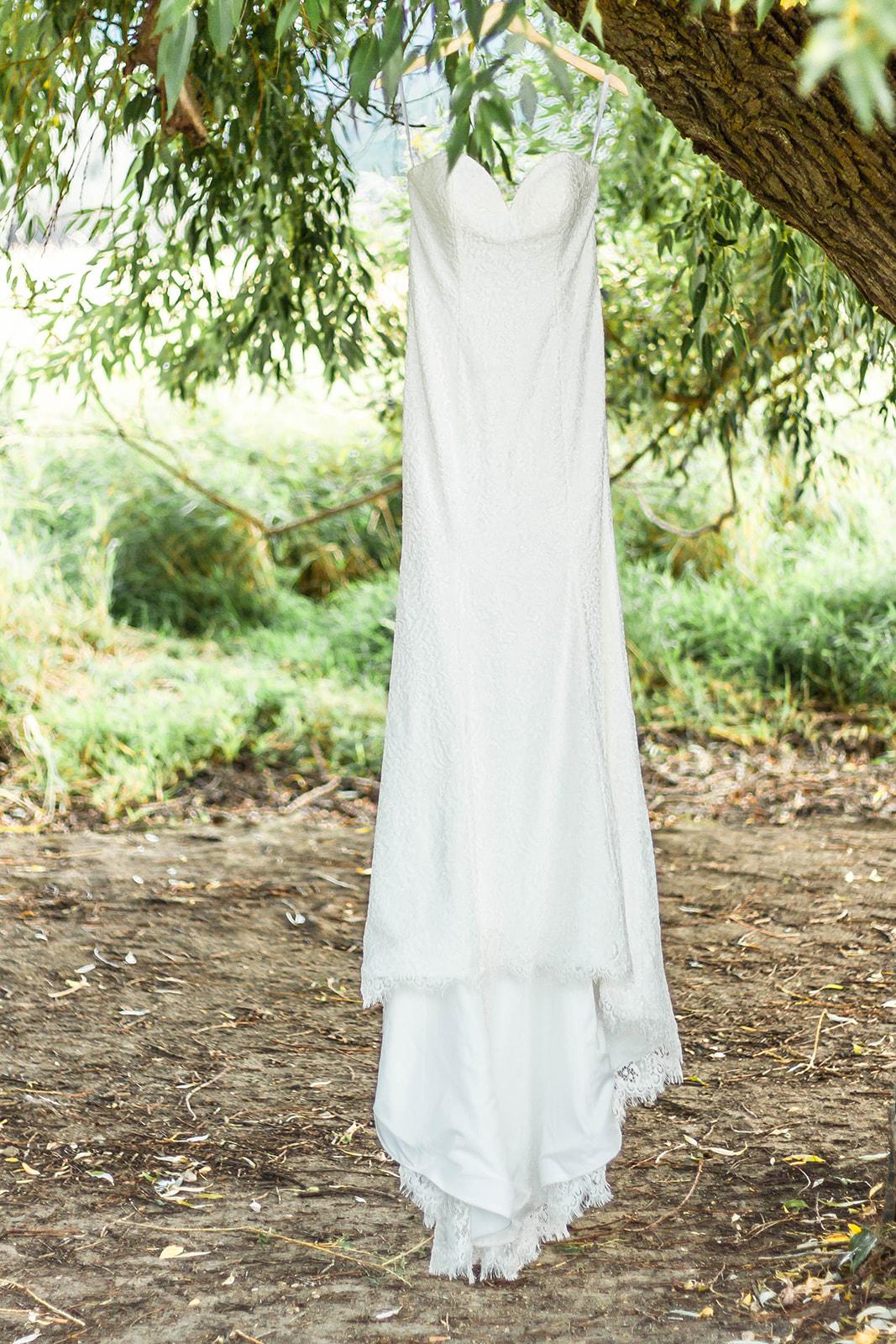Liberty Lake Washington Wedding Dress Photo shoot 2
