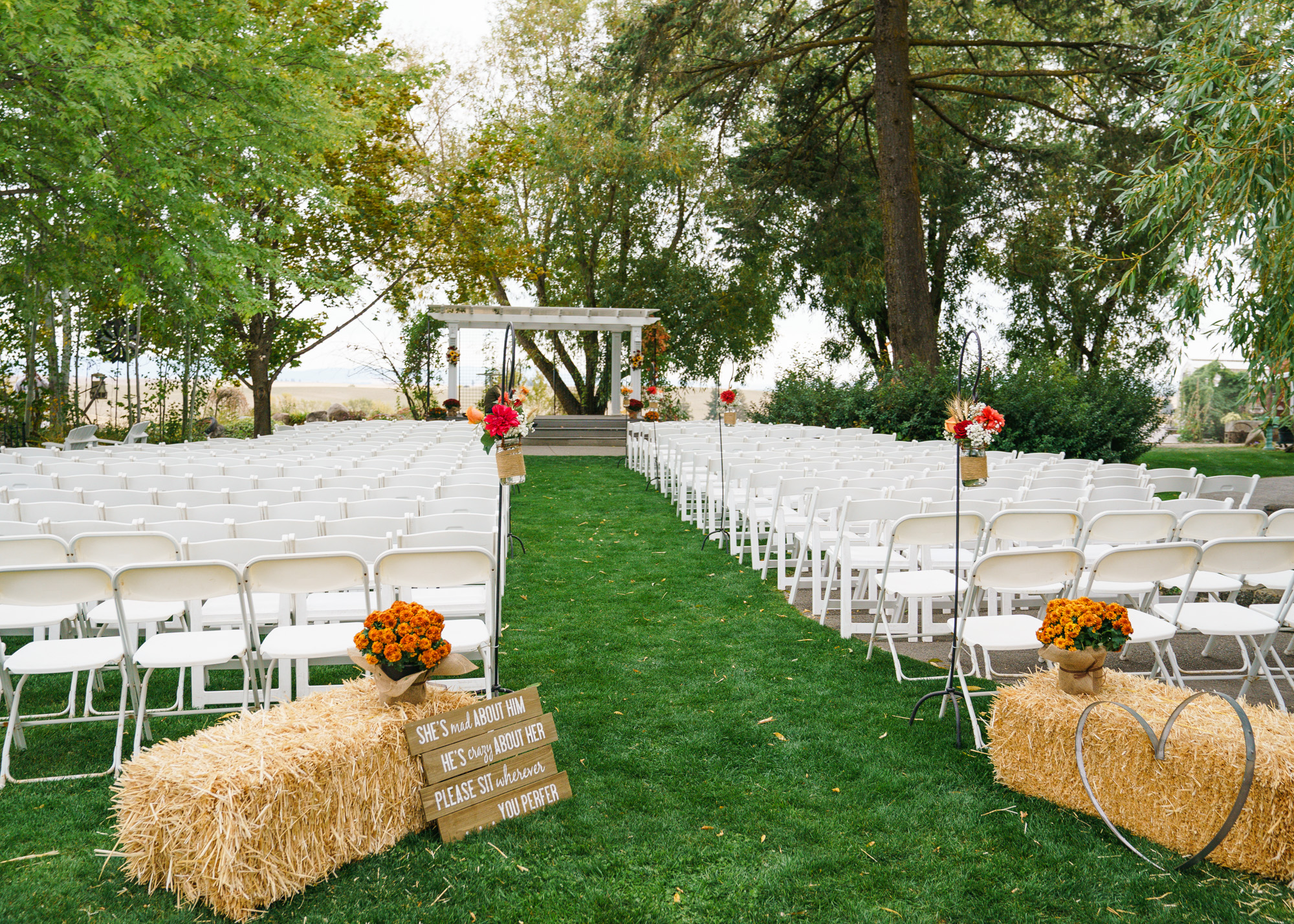 touch of country spokane wedding vnue