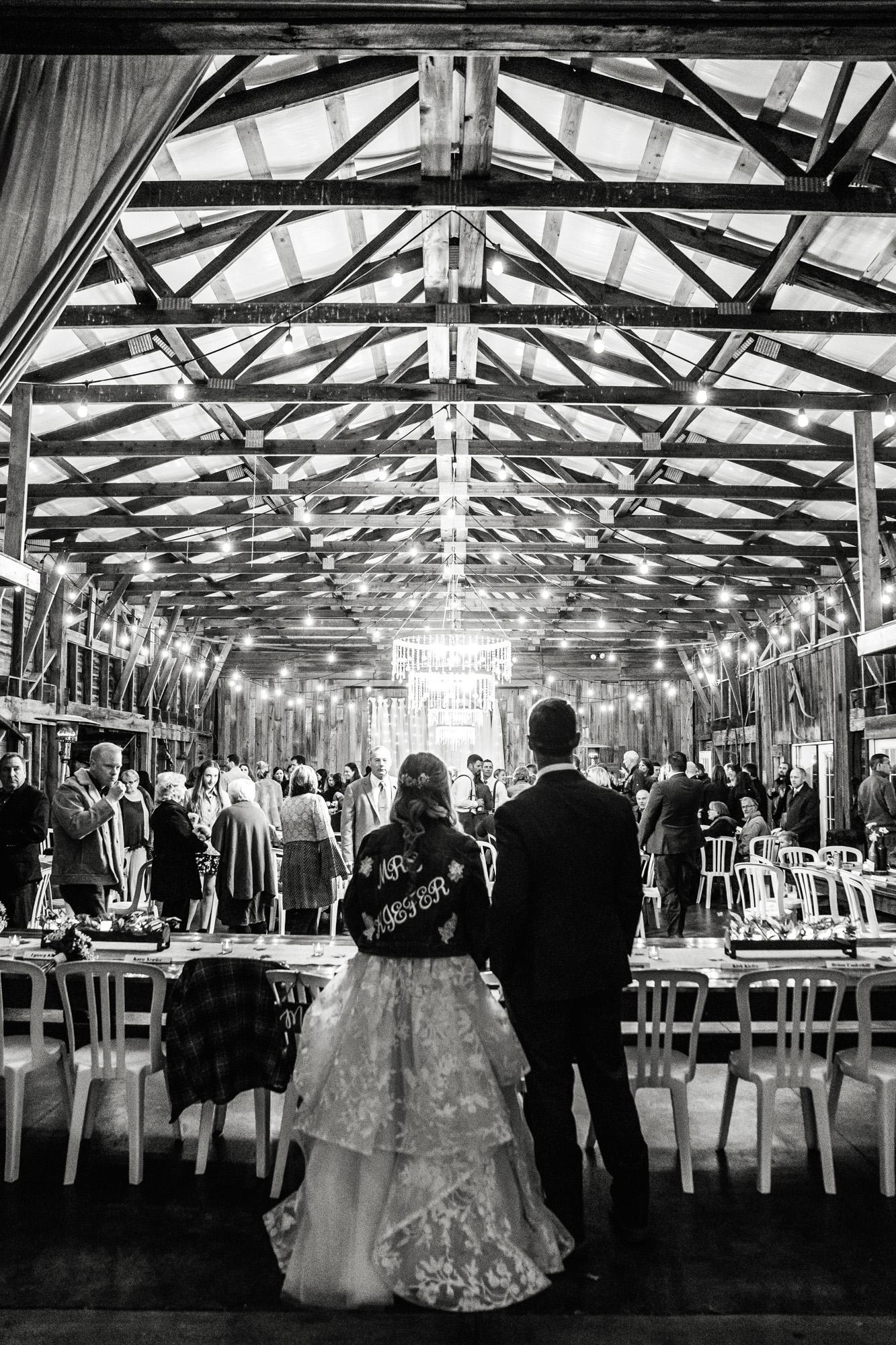 spokane wedding reception image