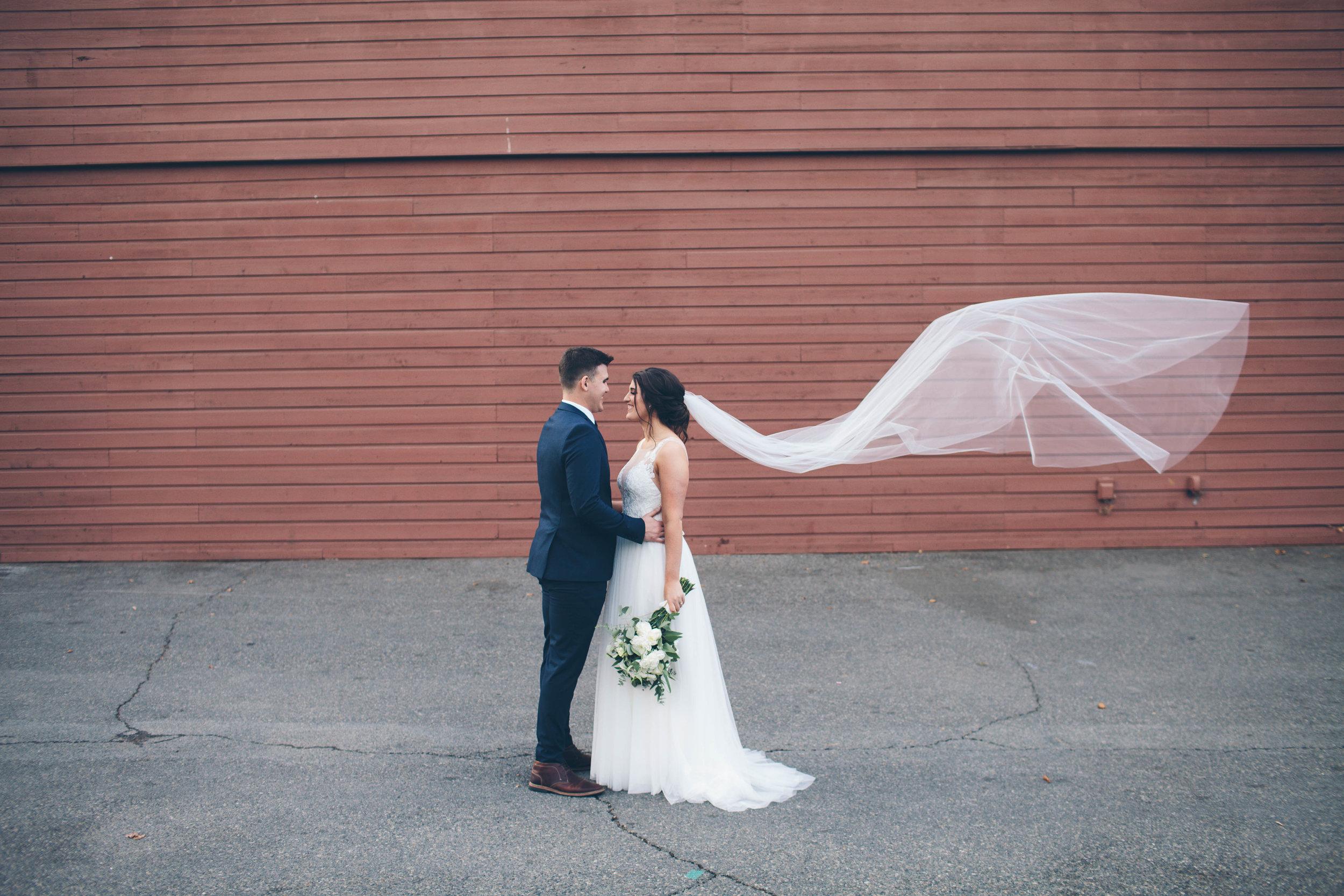 real bride spokane wedding