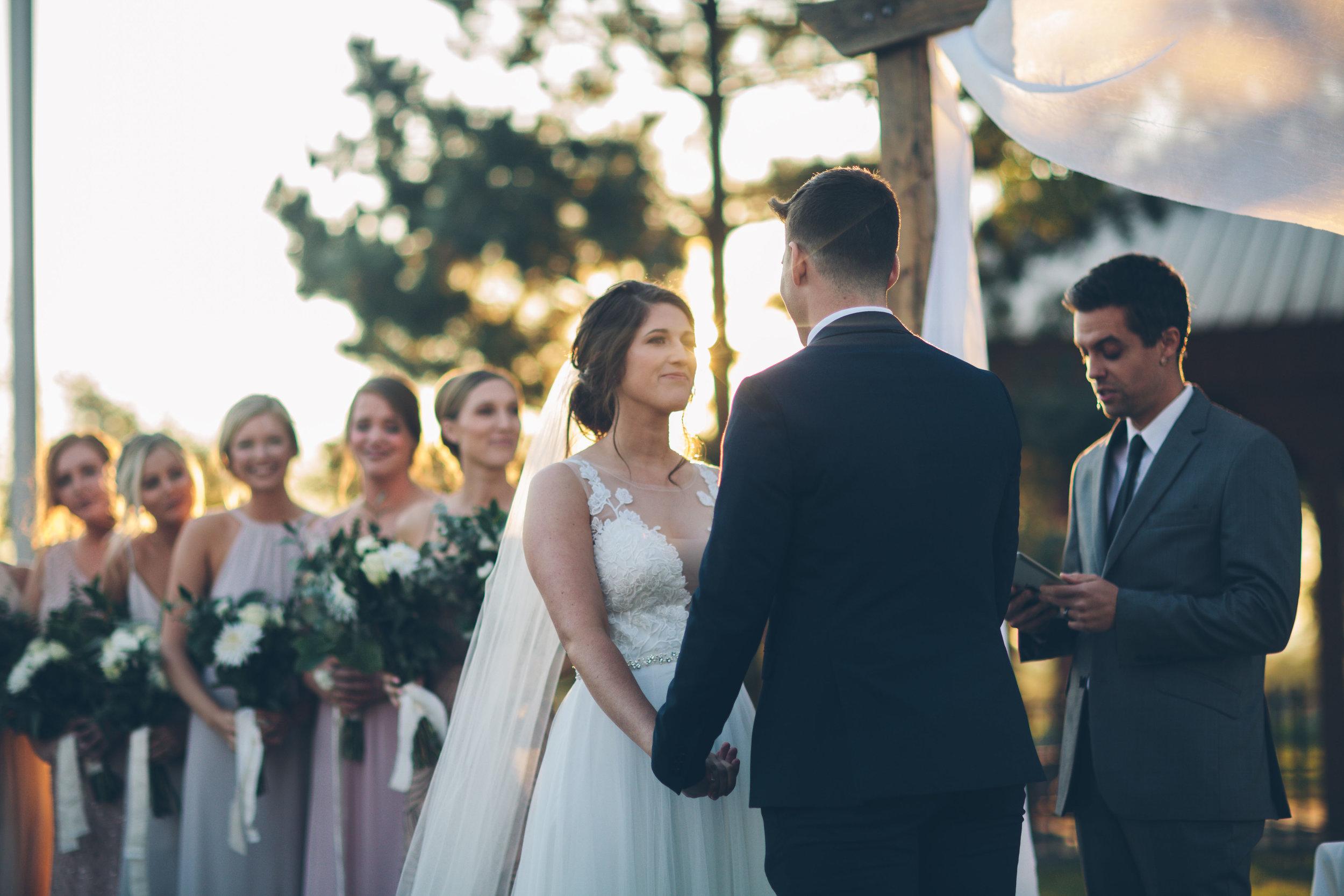 spokane ceremony wedding bride