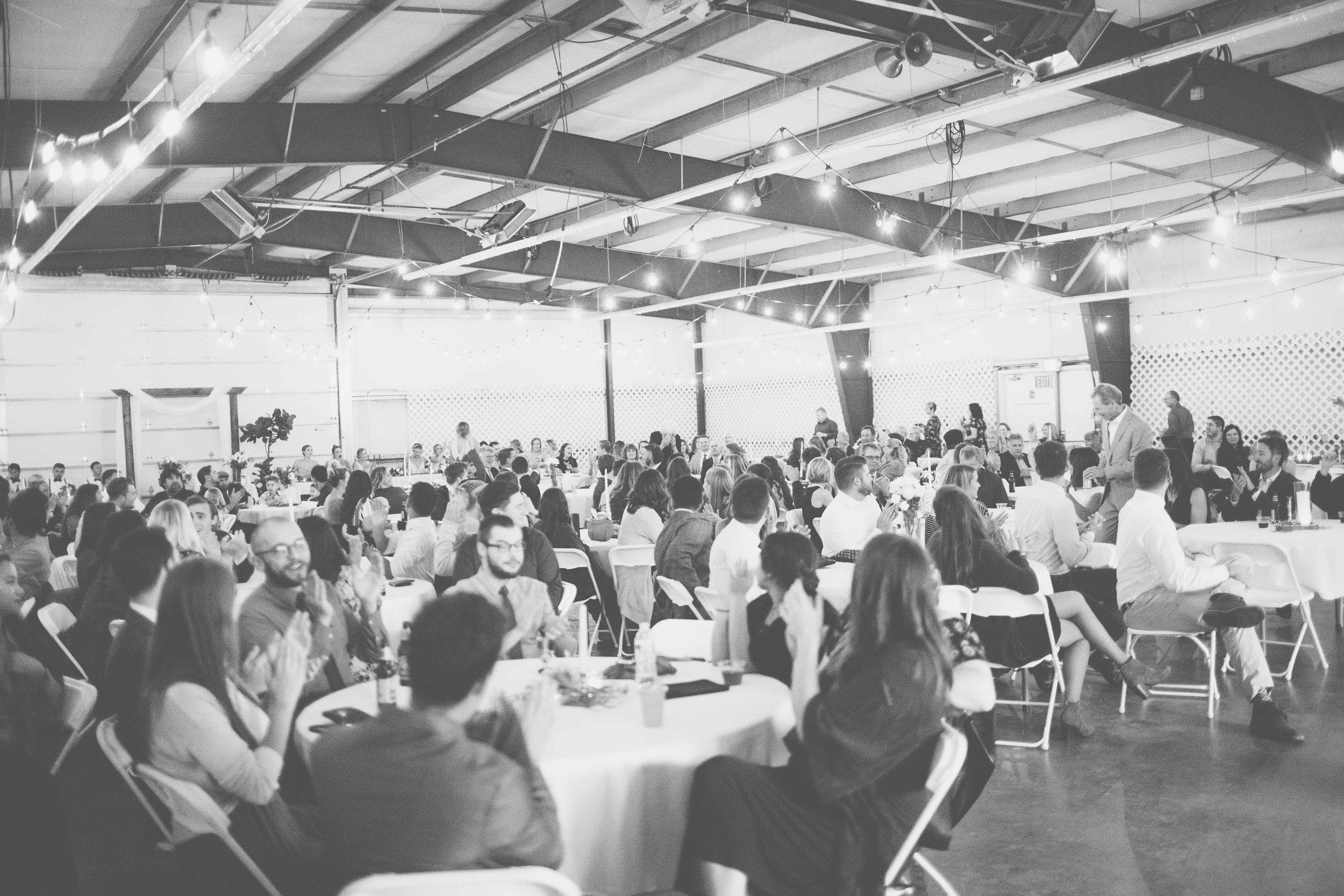 reception wedding Spokane WA