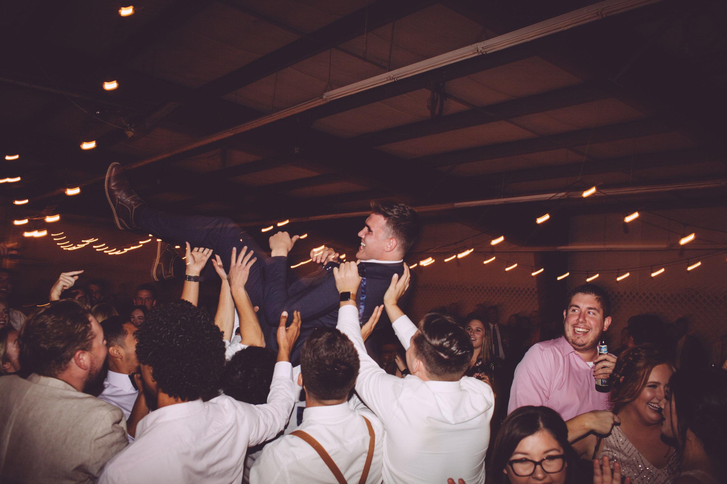 groom up dancing spokane wedding