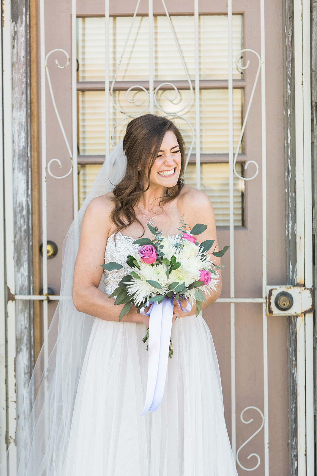 spokane wedding dress bride door