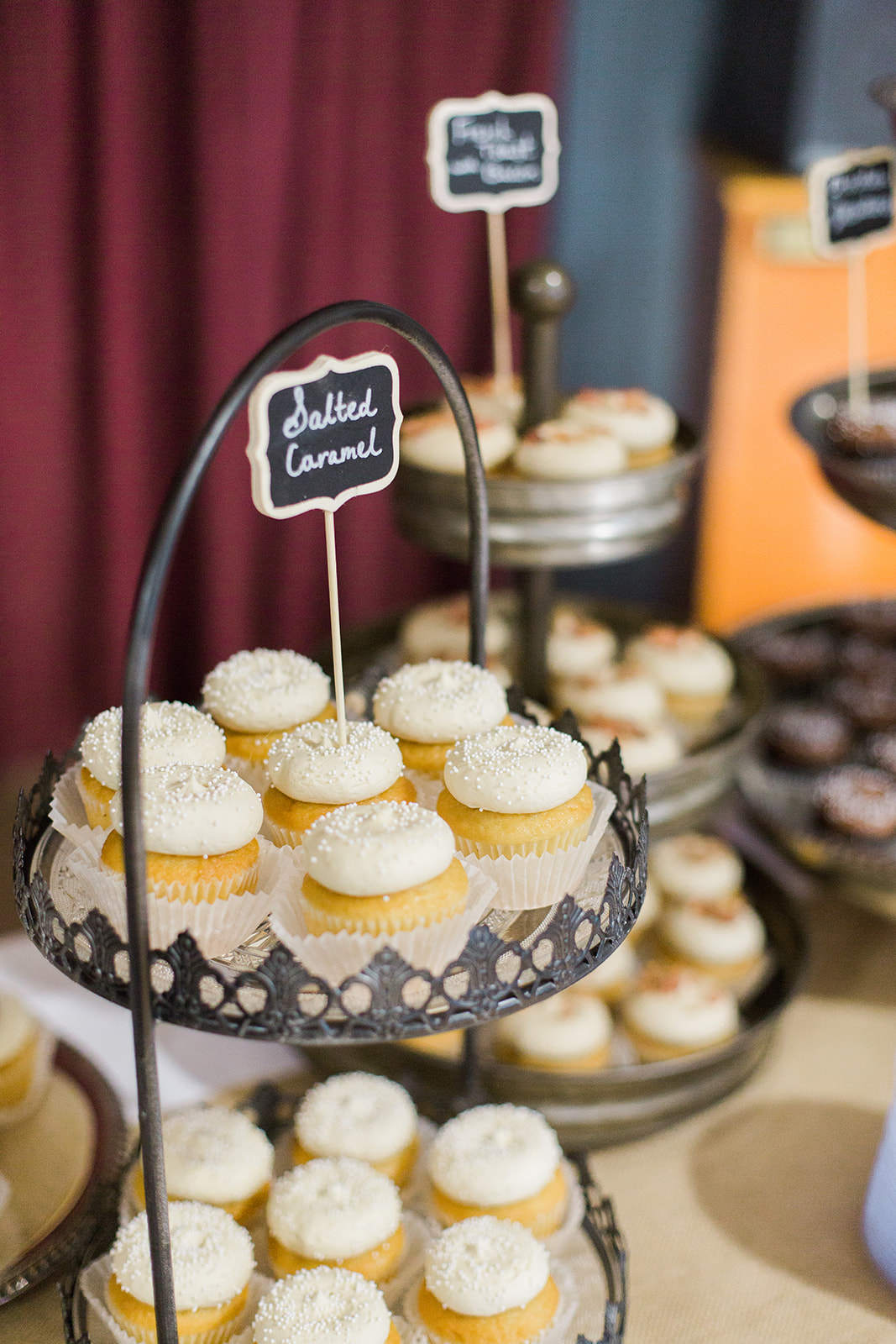 cupcakes spokane wedding