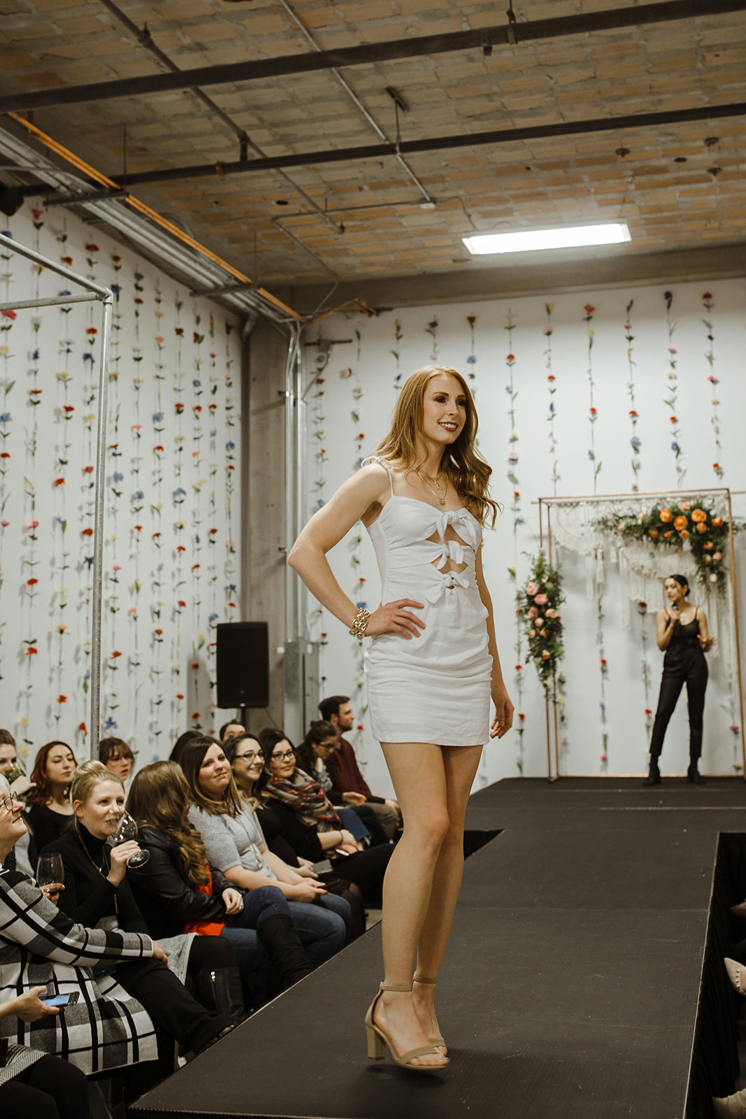 spokane wedding dress fashion show swank boutique
