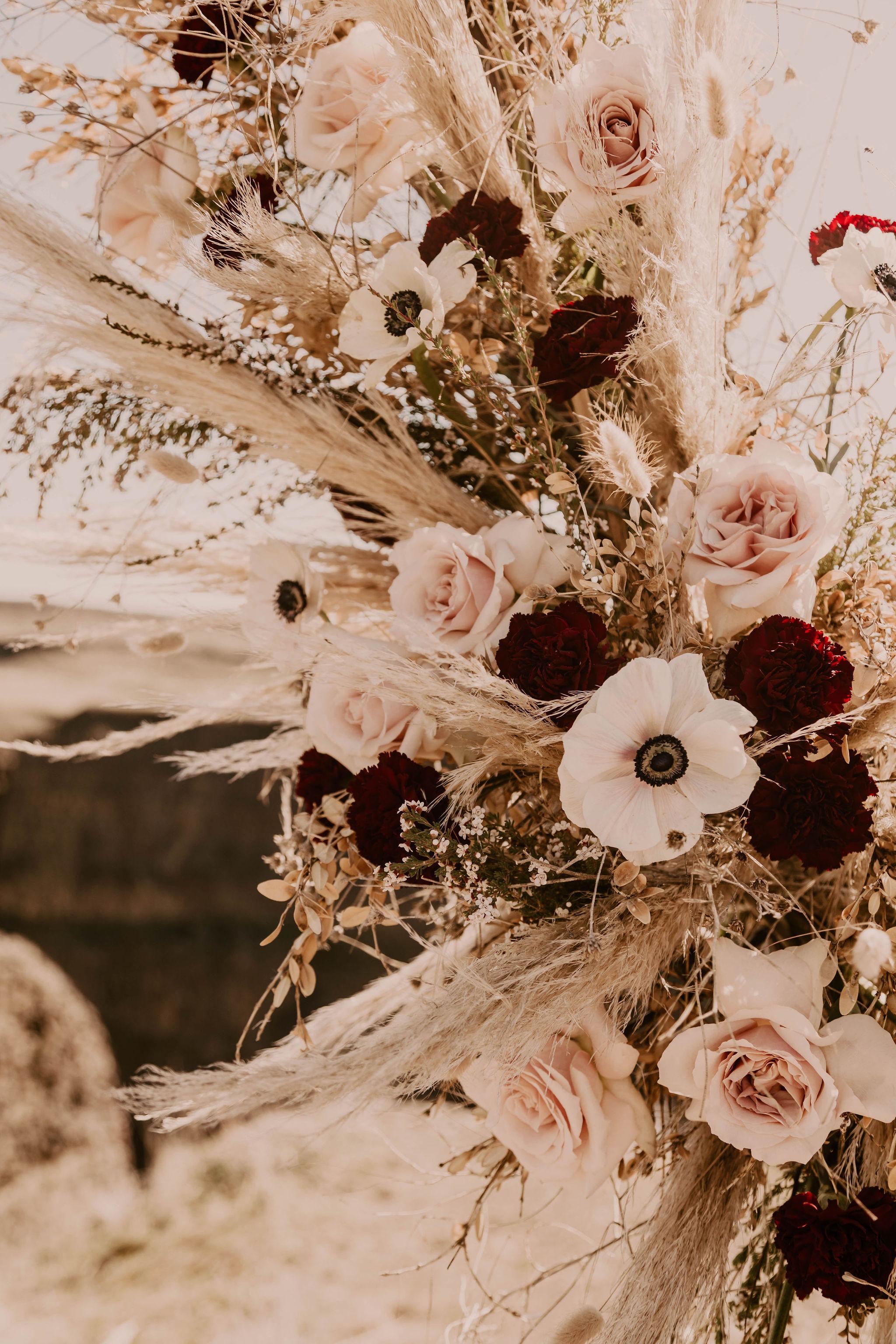 summer wedding spokane bride