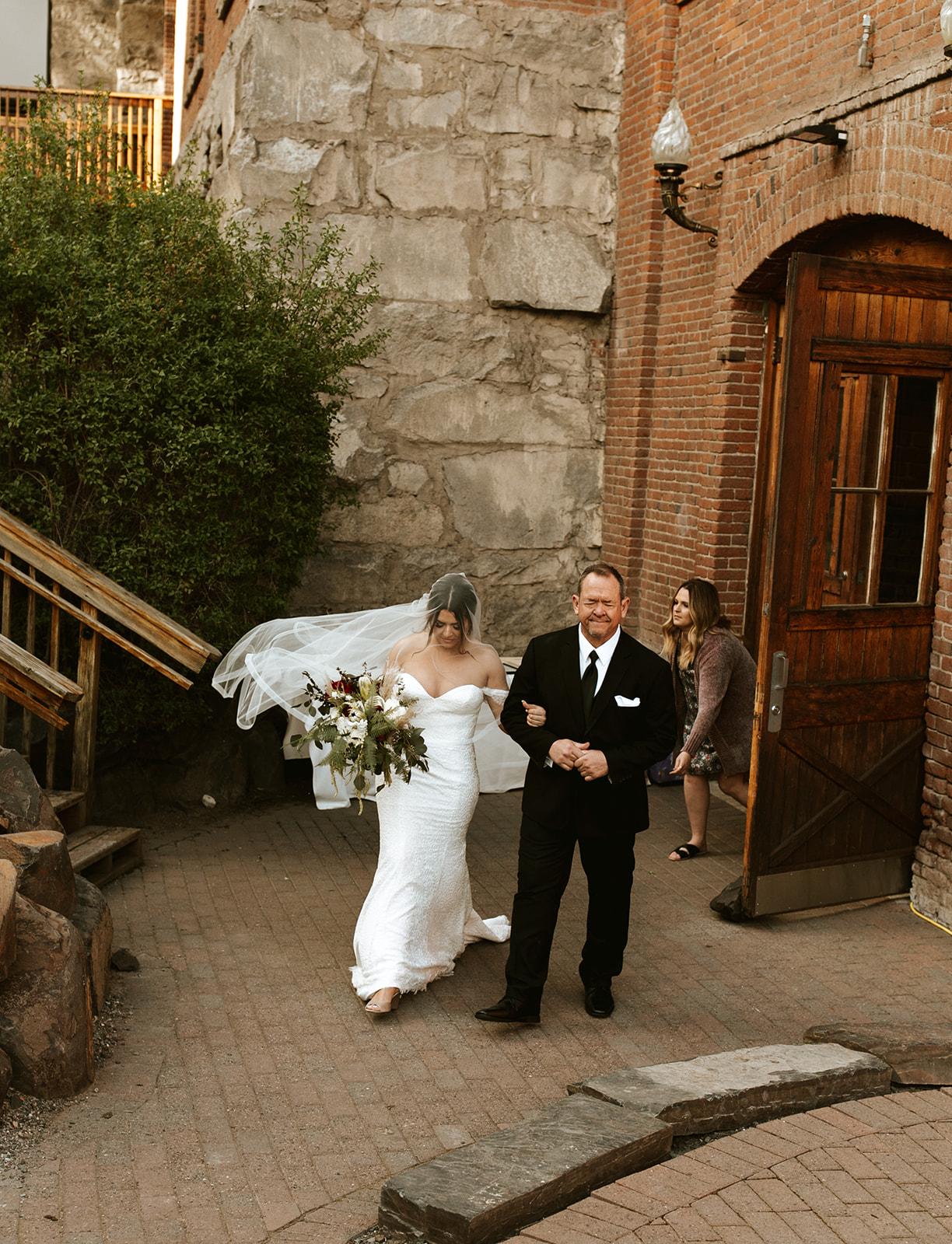 Chateau Rive Spokane Wedding Spokane Blog Dress father of bride