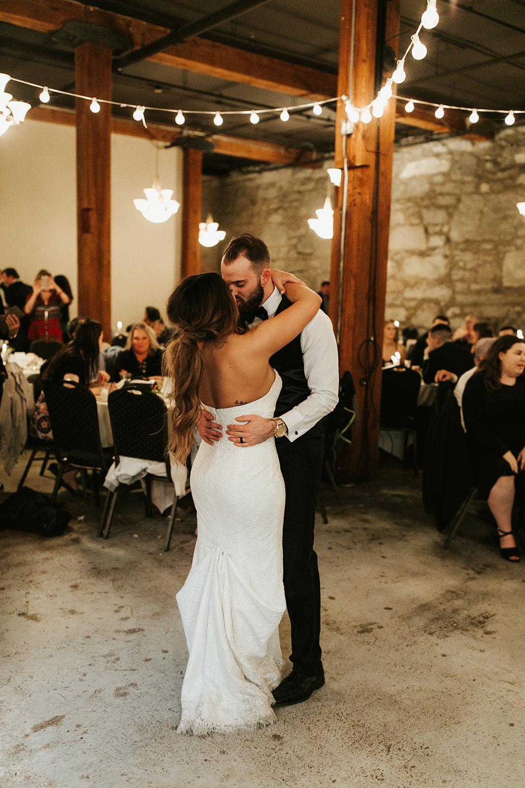 Chateau Rive Spokane Wedding Spokane Blog Dress dance