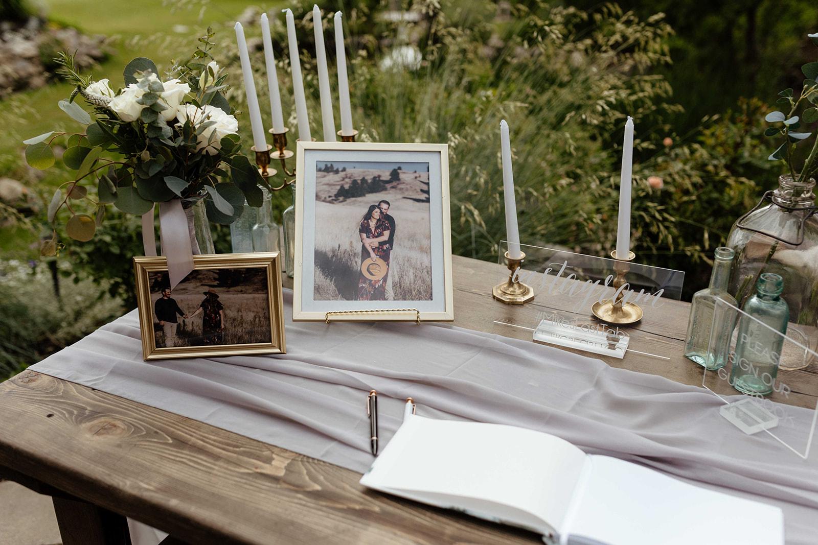 beacon hill wedding honest in ivory dress spokane