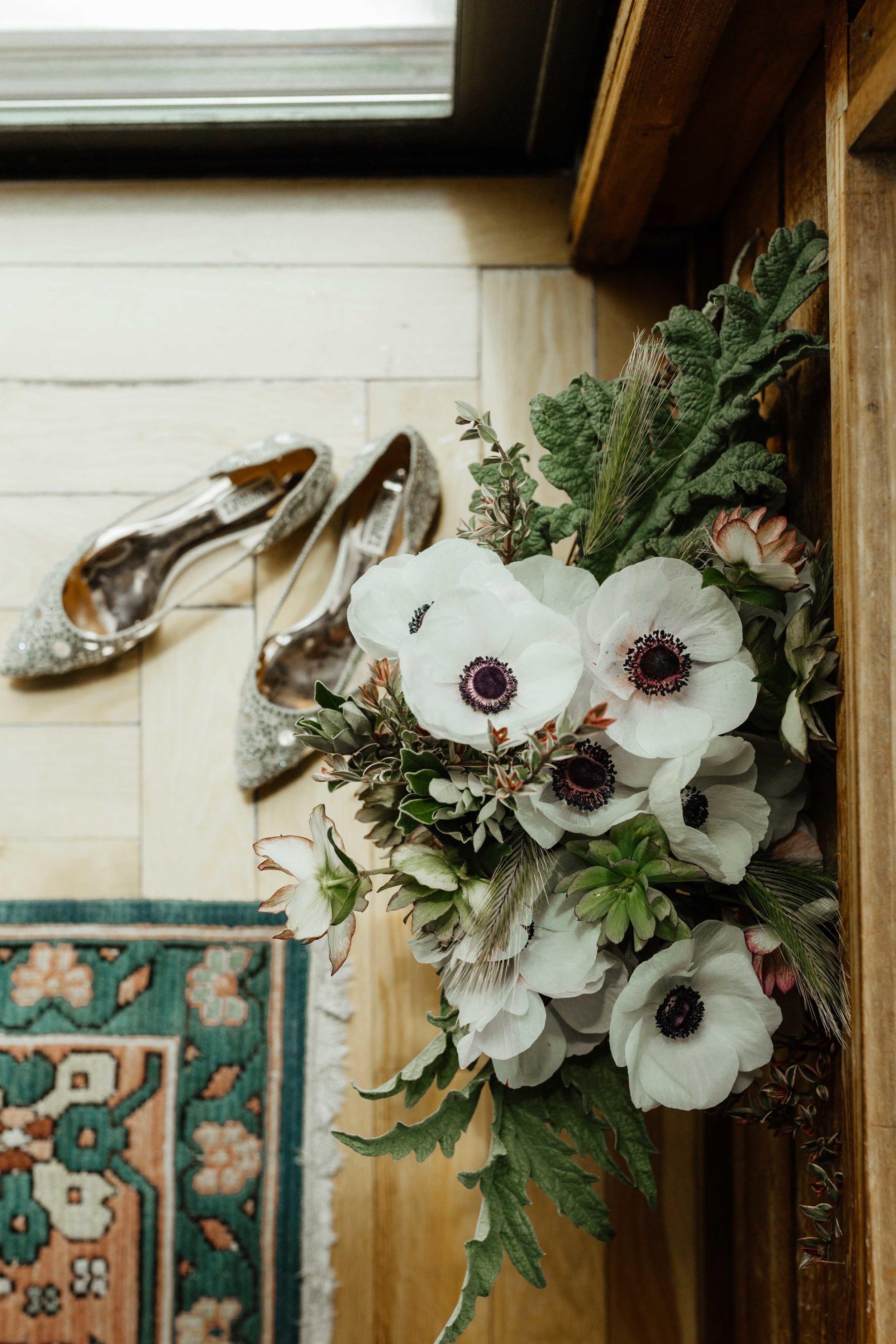 moody wedding spokane bride