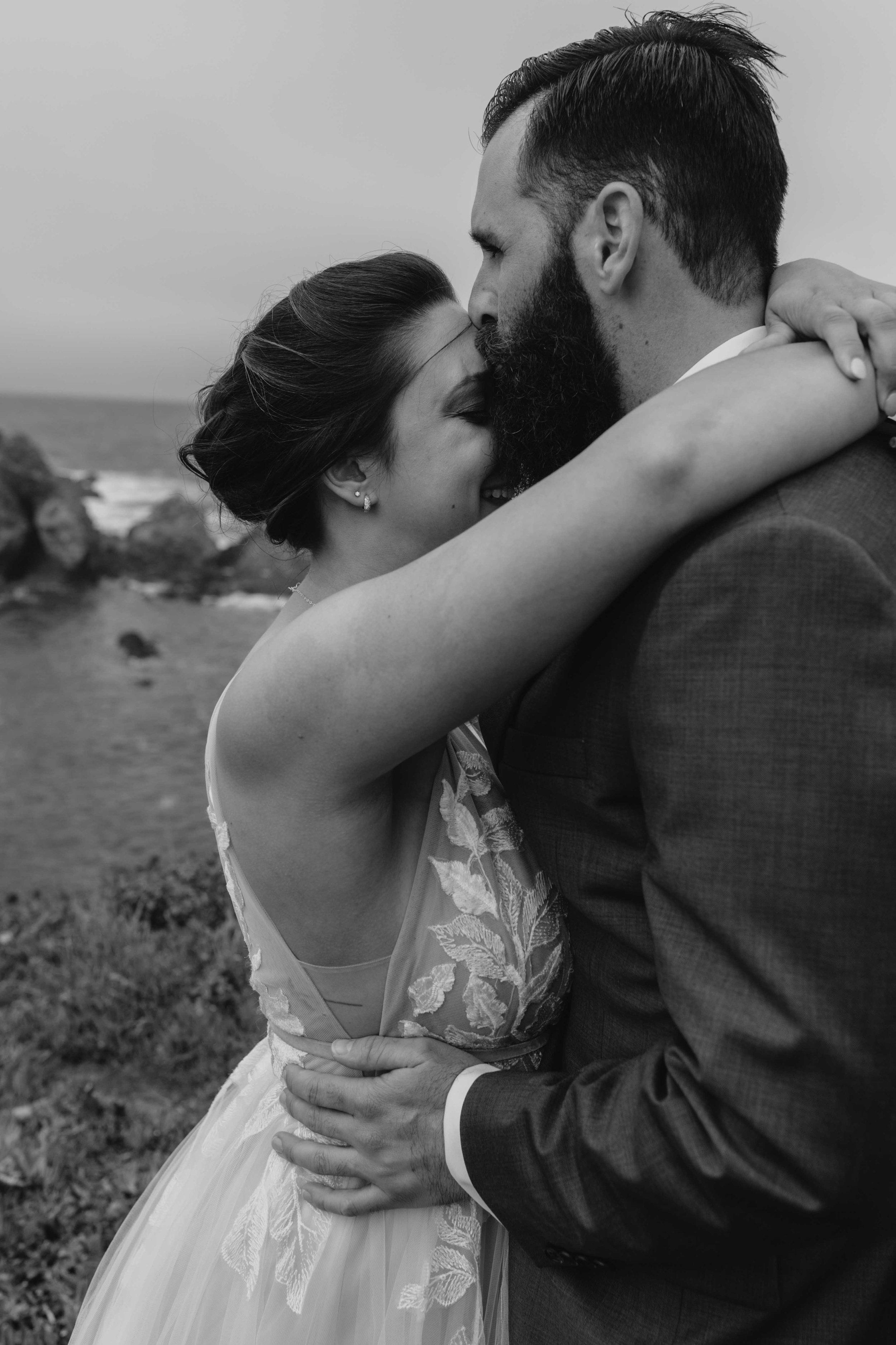 happy couple spokane bride and groom
