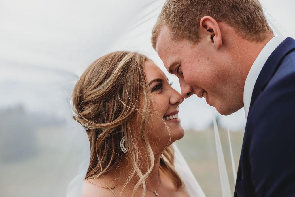 sara gabriel veil spokane bride