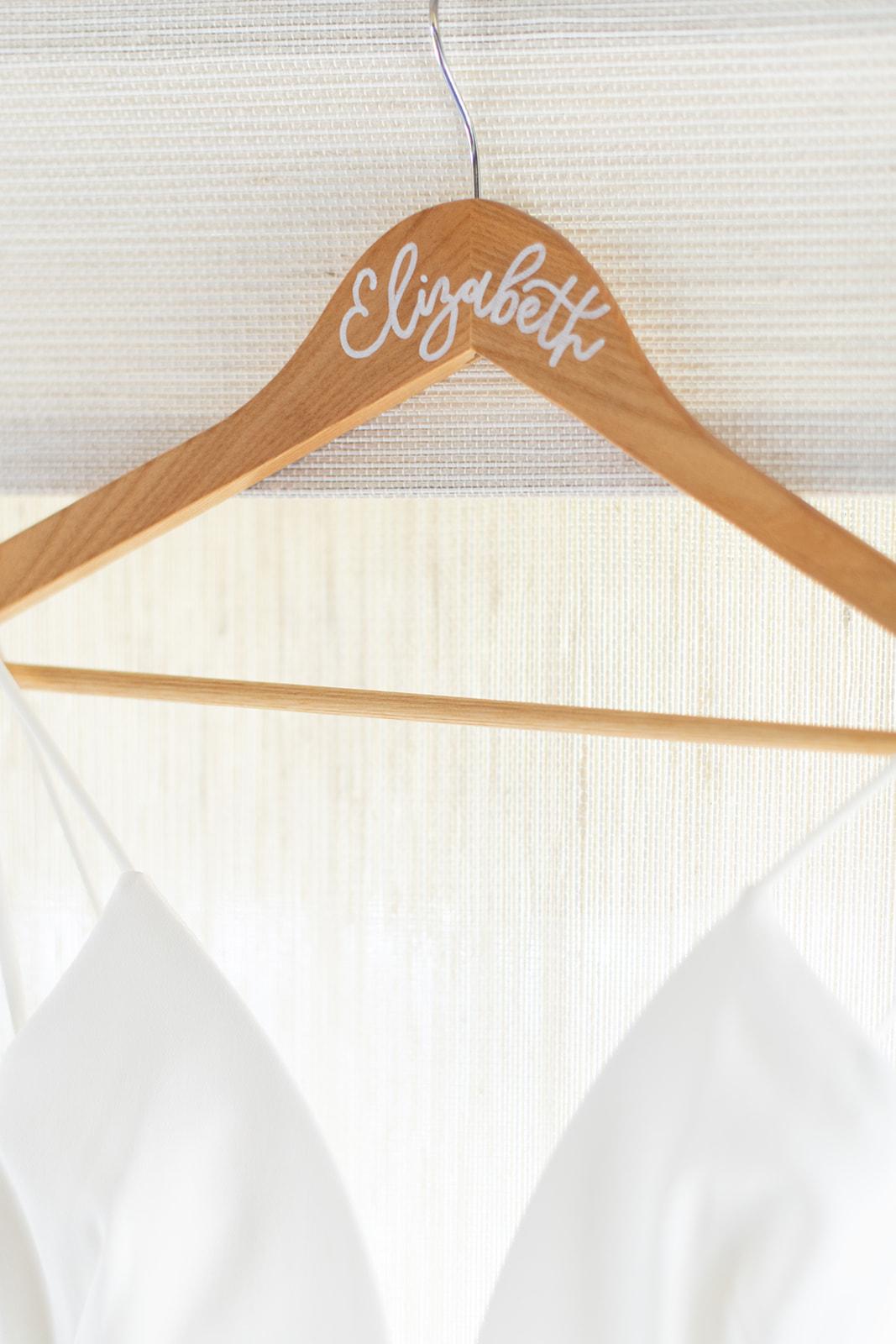 custom hanger spokane bridal shop