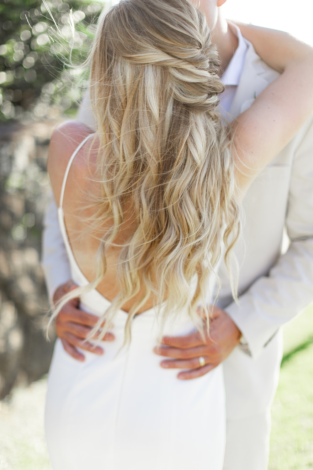 low back fitted gown spokane bridal shop hawaii wedding