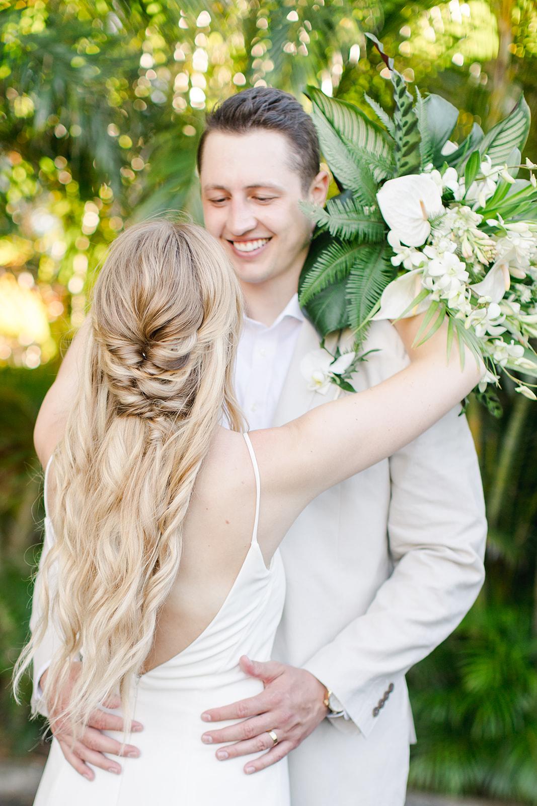 bridal portraits spokane bride and groom hawaii wedding