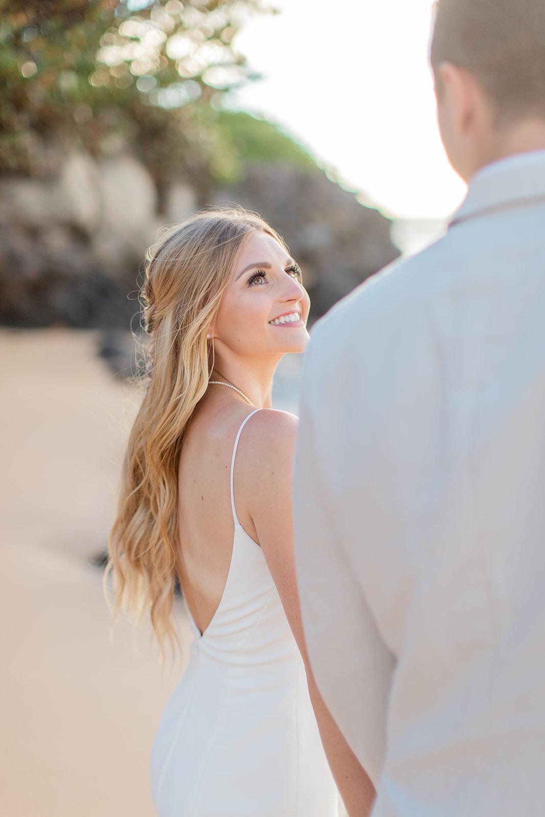 spokane bridal shop hawaii elopement