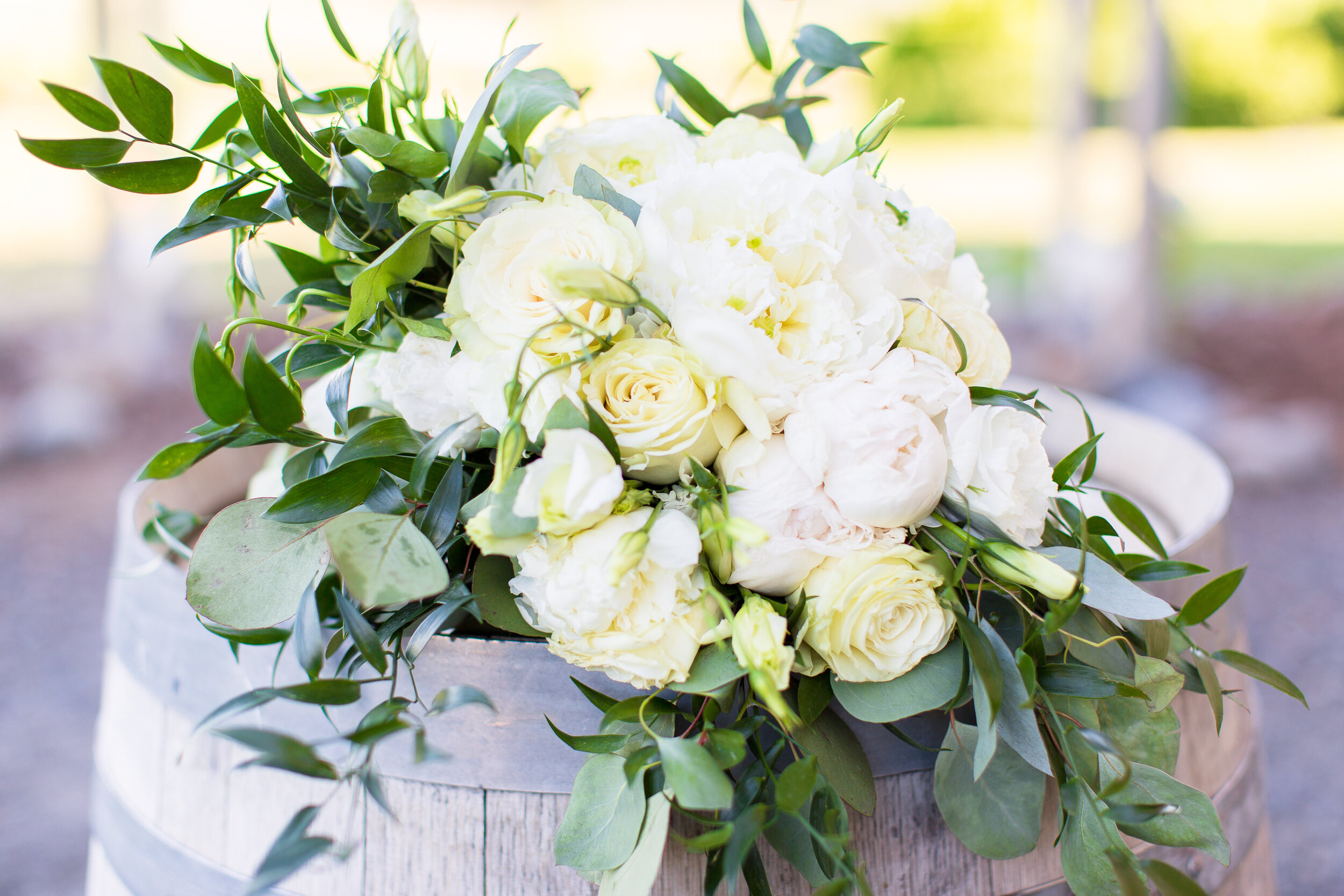 bouquet spokane bride wedding