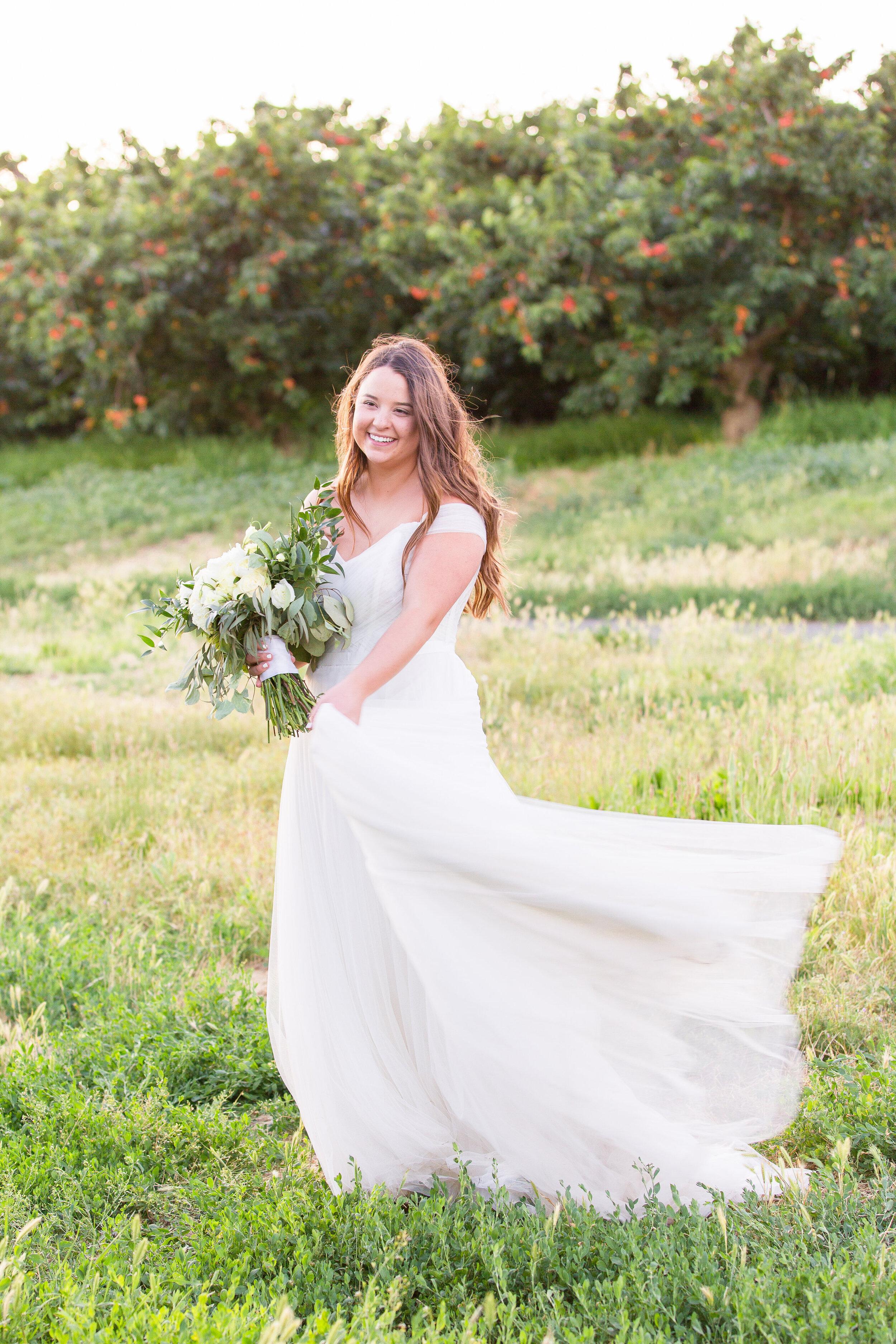 spokane bride wtoo gown heaton