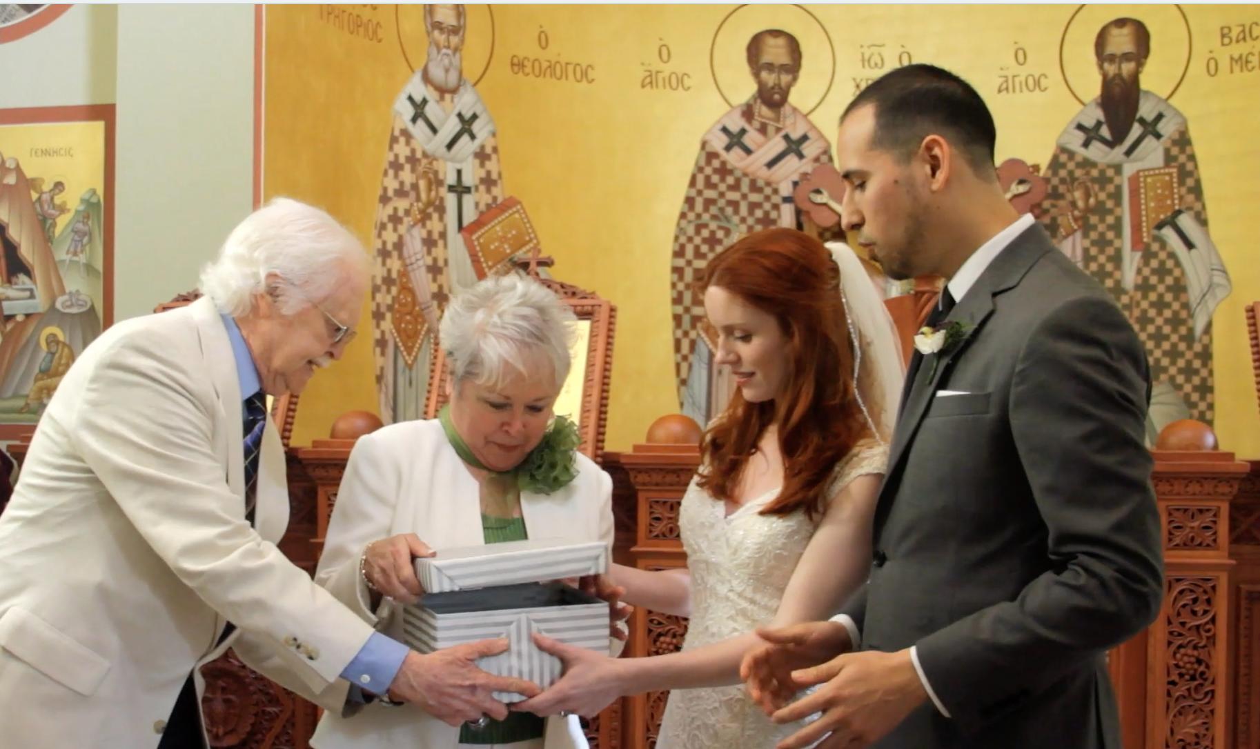 MENDEZ WEDDING RECEPTION