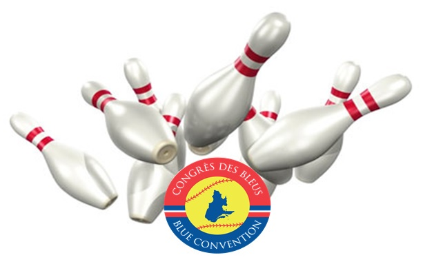 Bowling-A-Rama - The Blue Bowling-A-Rama will take place on April 7, 2018 from 6:30 PM to 10:00 PM at the Salon de Quilles BG Laval 2000. To get your tickets, email