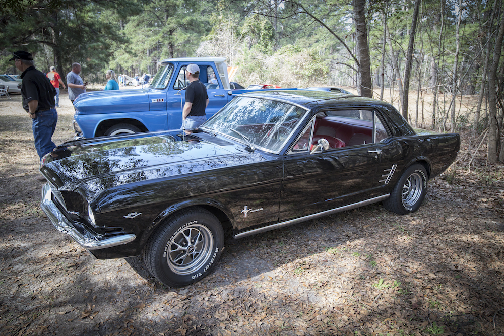 Ford Mustang 289.