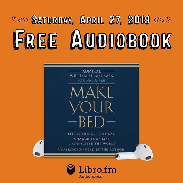 Tomorrow is Independent Bookstore Day, we want to thank you for supporting @bibliobartx with a gift of free audiobooks. Made possible through our audiobook partner, @librofm, there is no cost or commitment required. Simply create your free account before April 27th, select Bibliobar as your bookstore, and you'll receive free audiobooks for being a Bibliobar customer. https://libro.fm/ibd